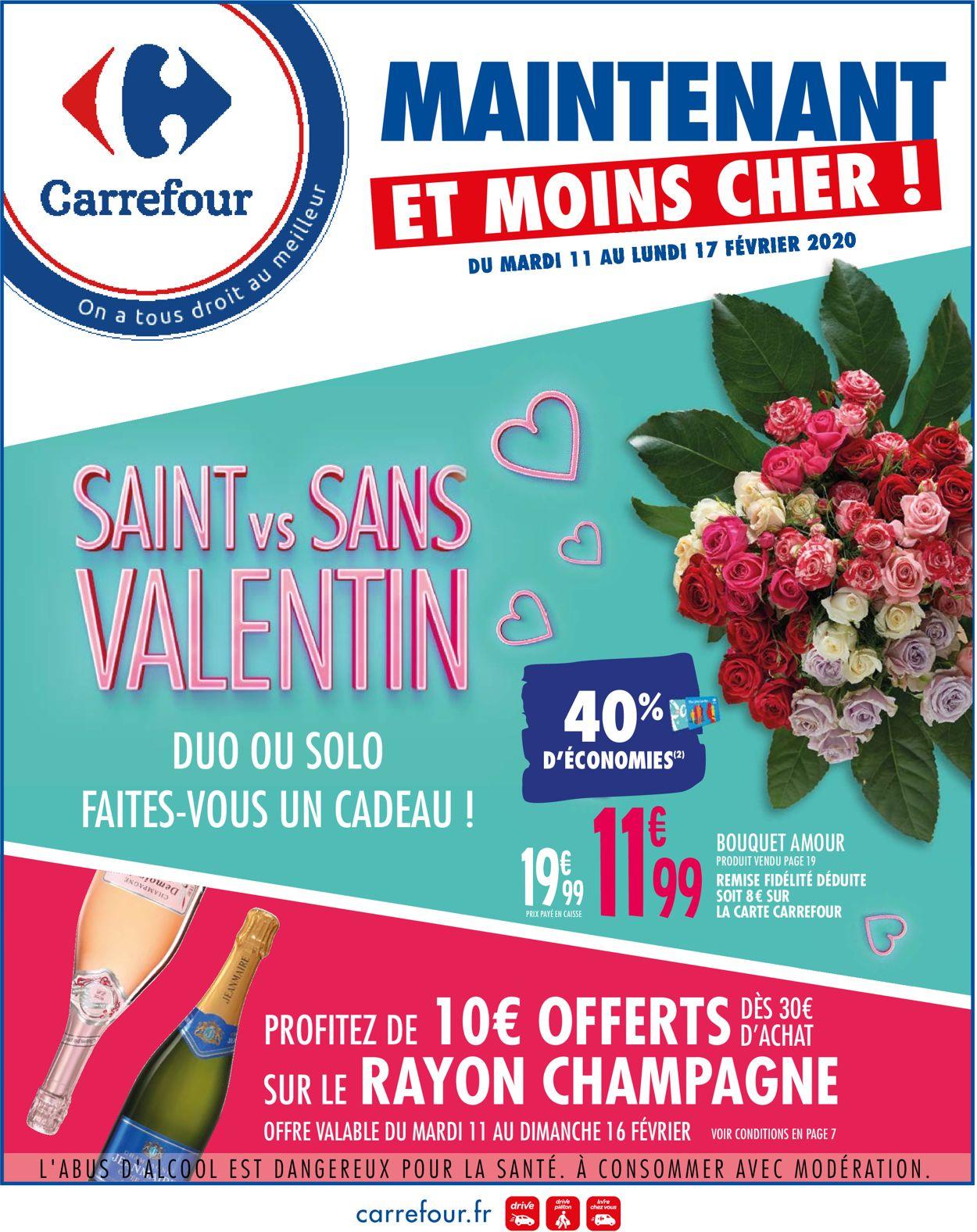 Carrefour Catalogue - 11.02-17.02.2020