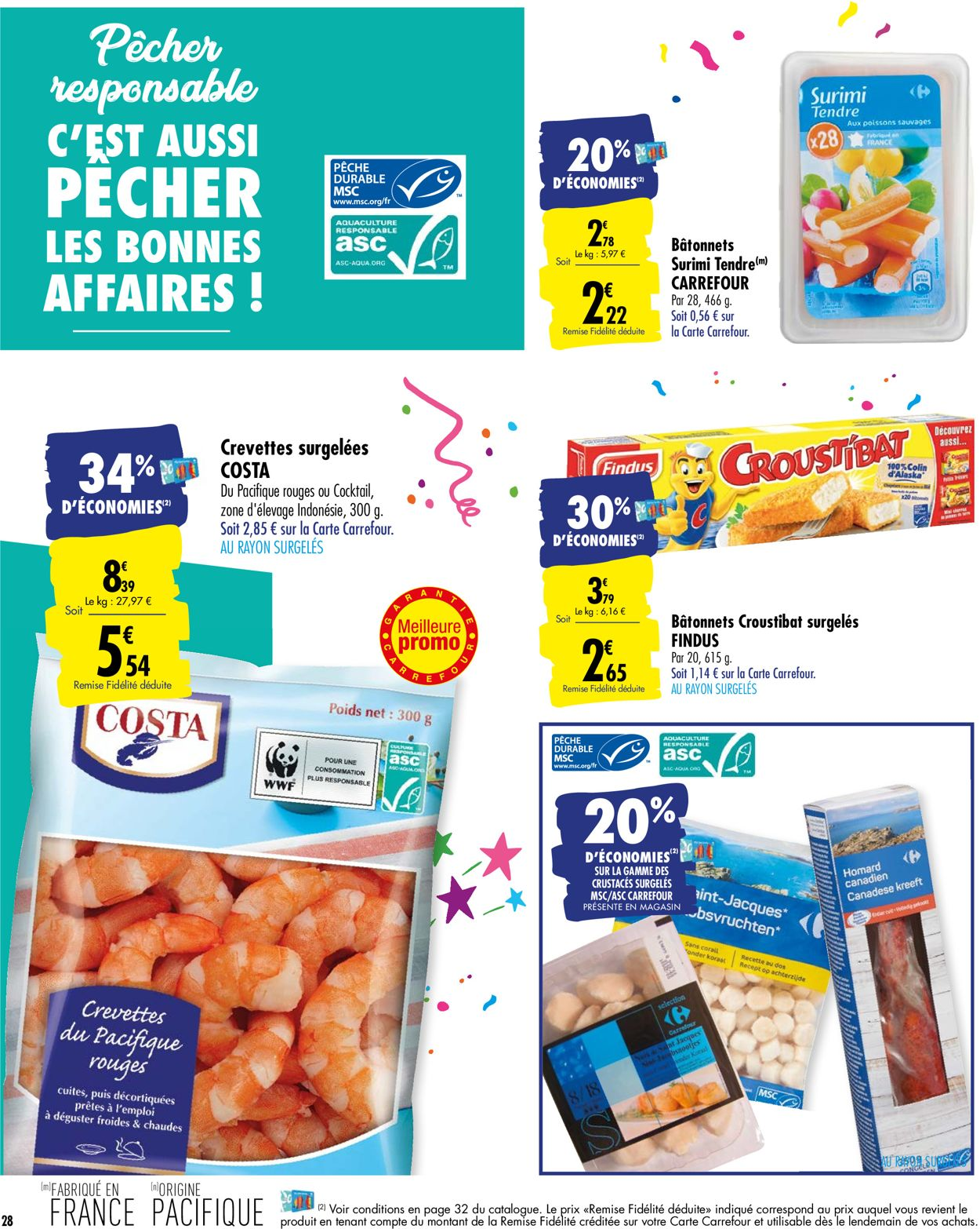 Carrefour Catalogue - 18.02-02.03.2020 (Page 30)