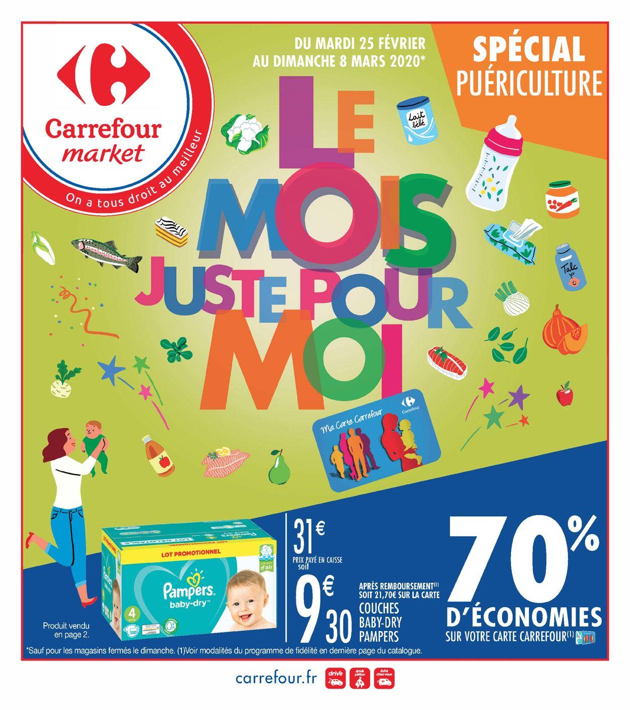 Carrefour Catalogue - 25.02-08.03.2020