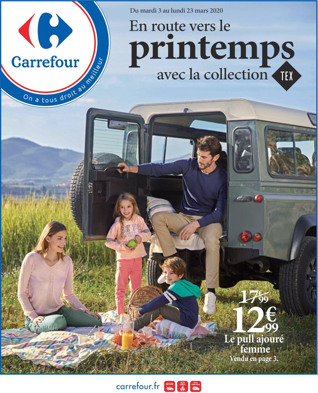 Carrefour Catalogue - 03.03-23.03.2020