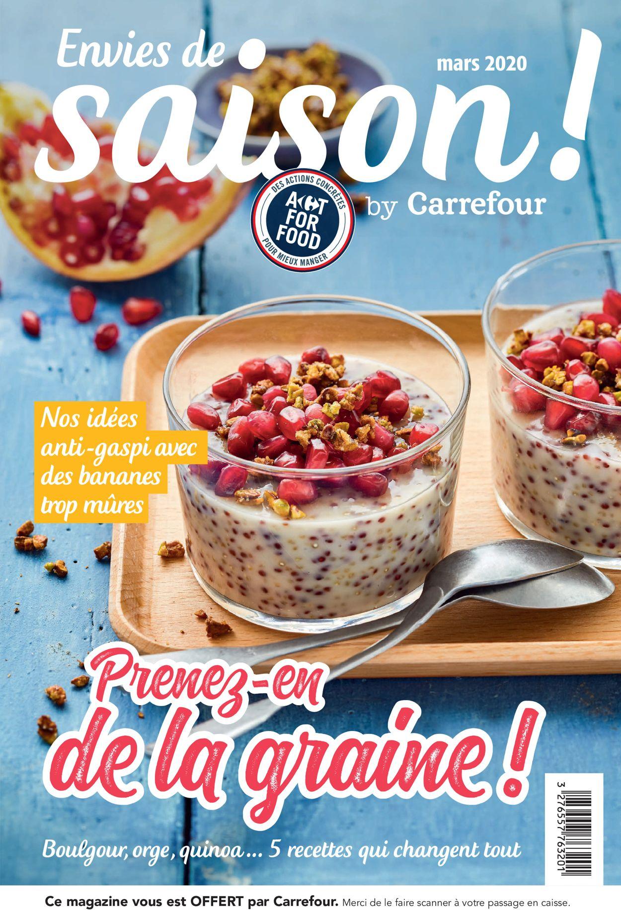 Carrefour Catalogue - 01.03-31.03.2020