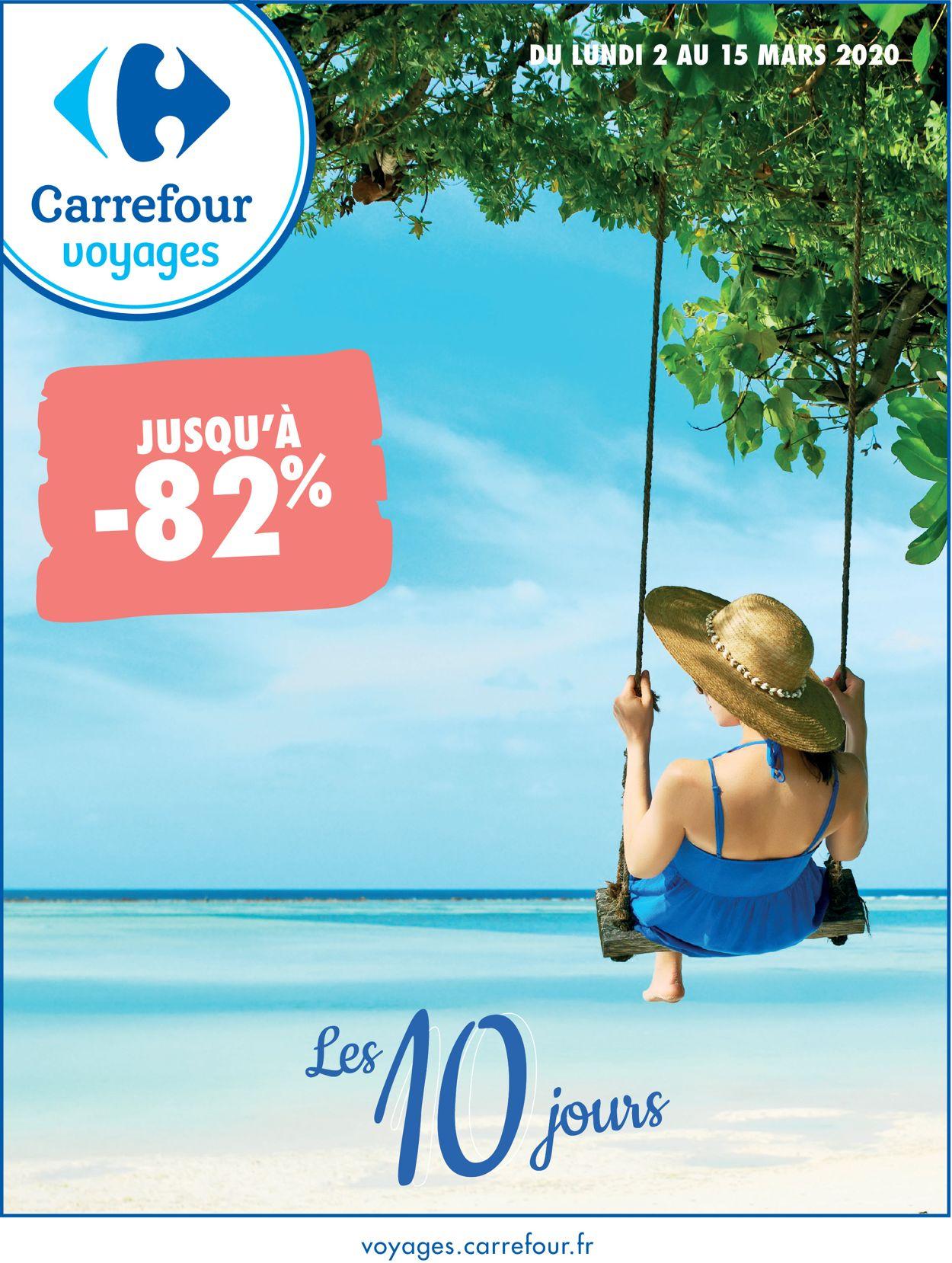 Carrefour Catalogue - 02.03-15.03.2020