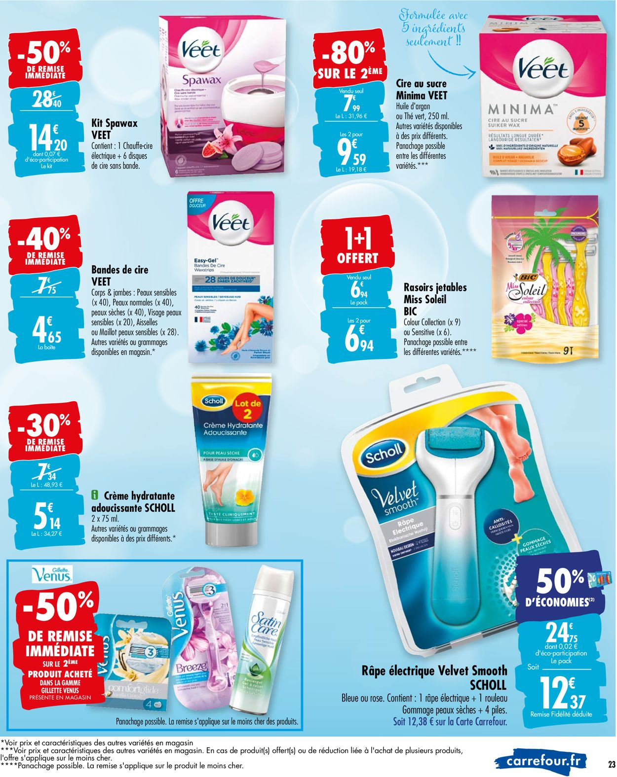 Carrefour Catalogue - 10.03-23.03.2020 (Page 23)