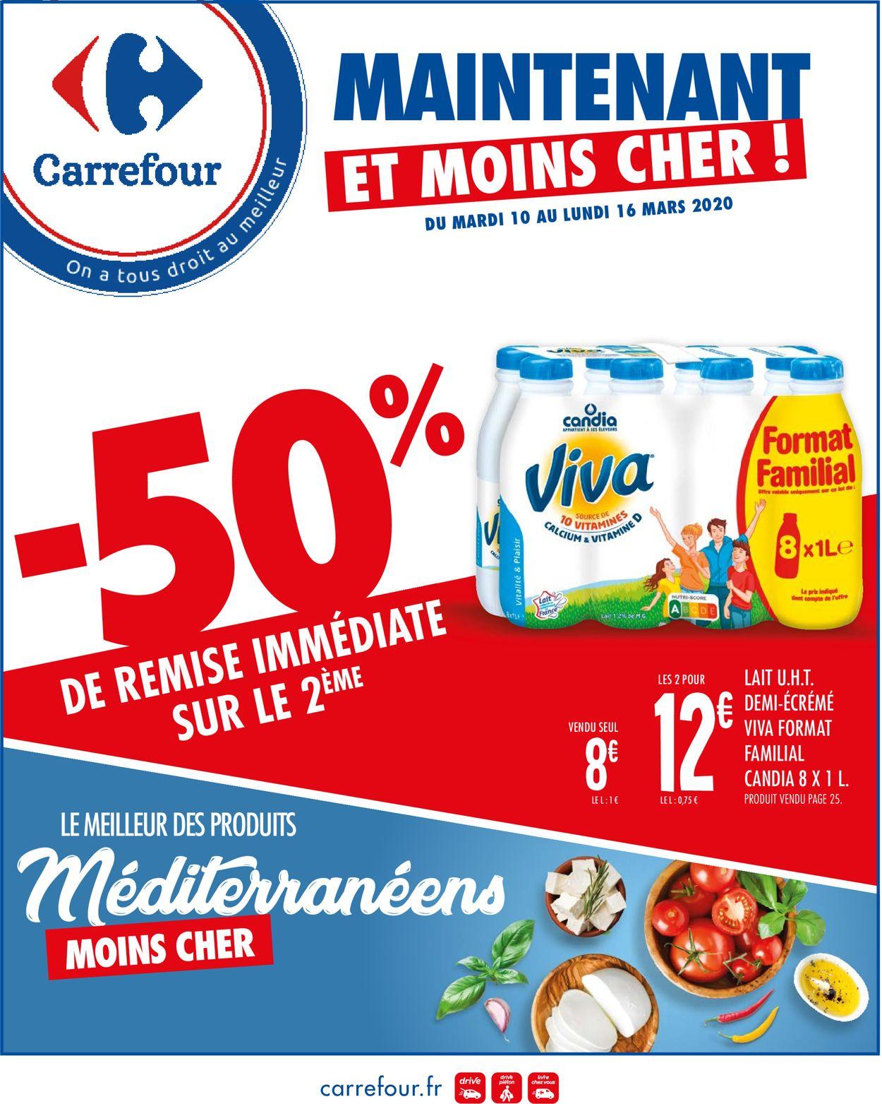 Carrefour Catalogue - 10.03-16.03.2020
