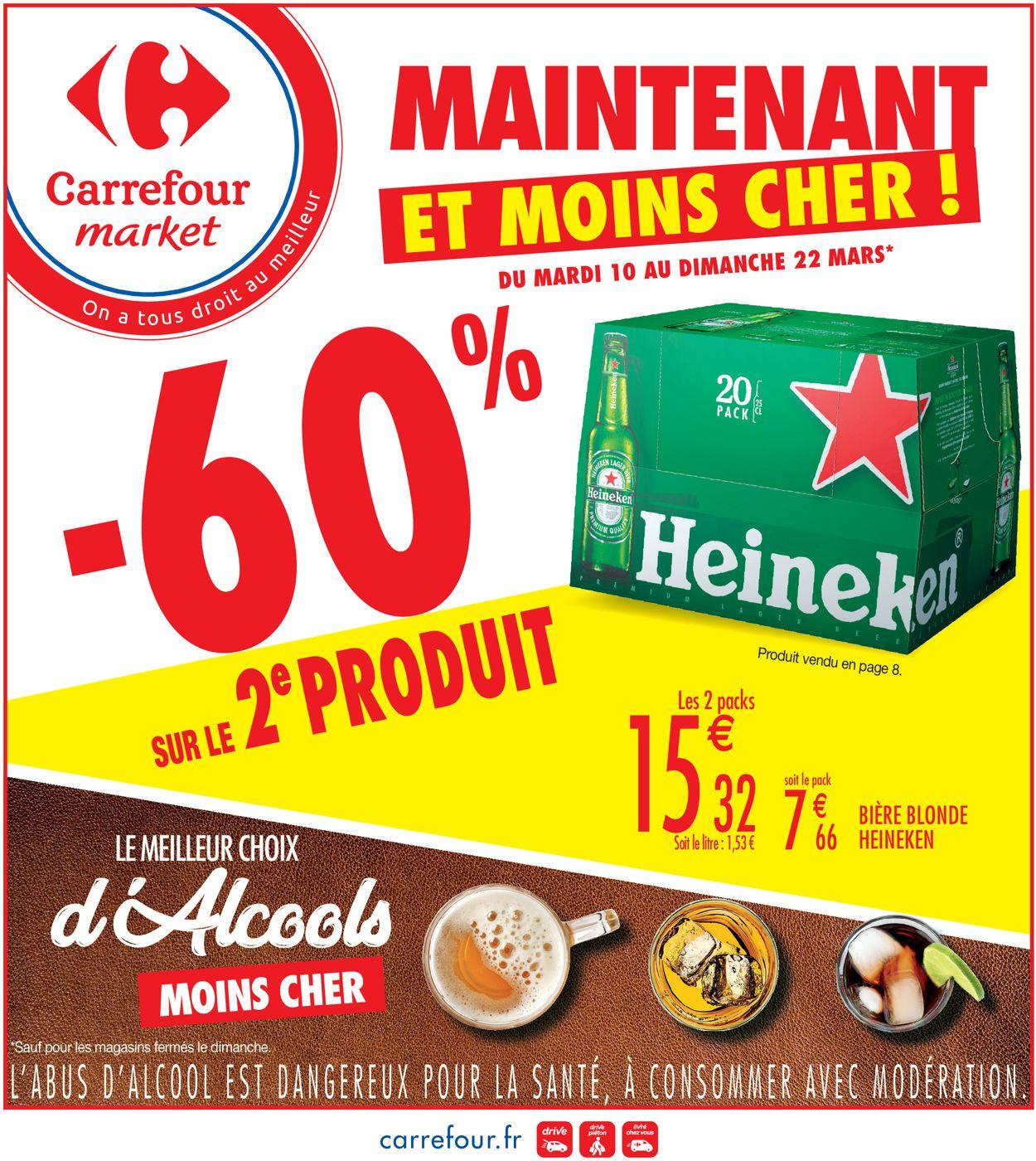 Carrefour Catalogue - 10.03-22.03.2020