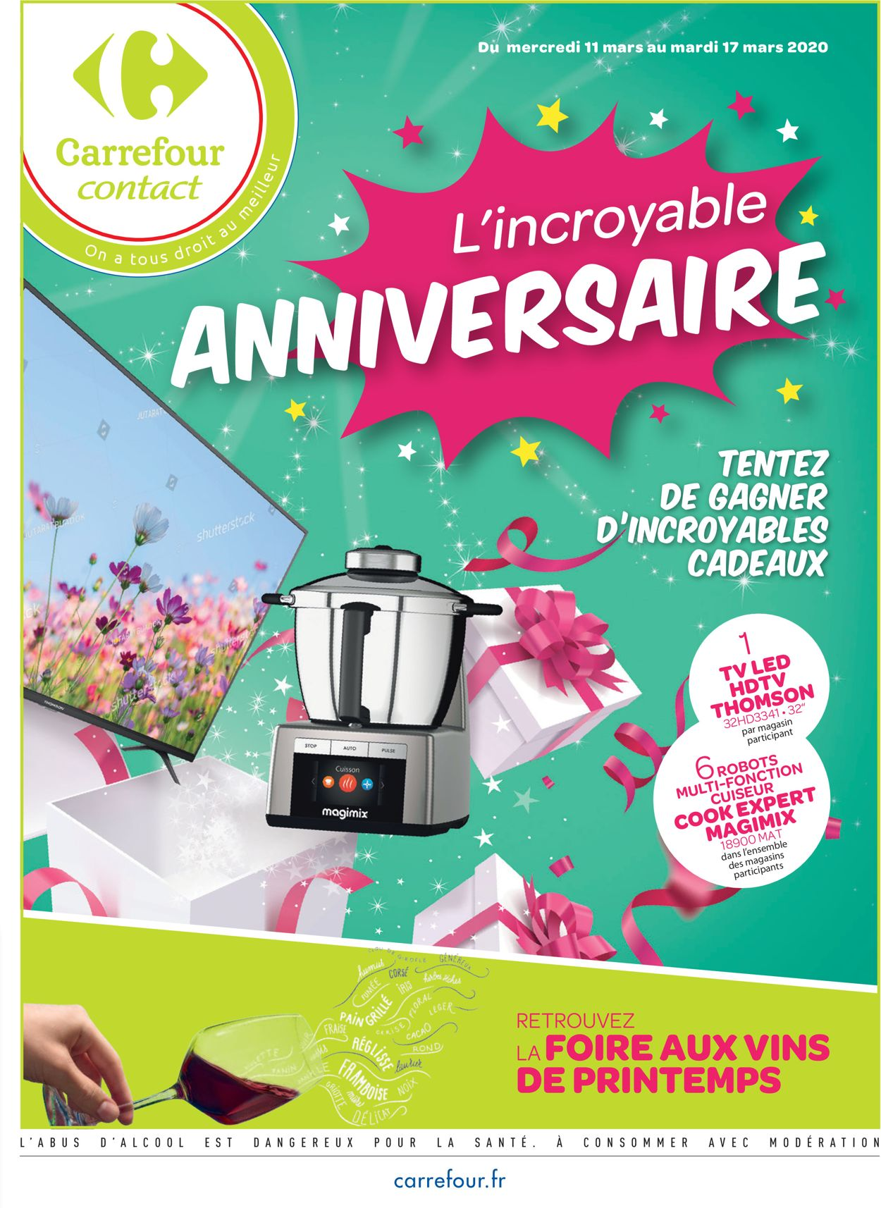 Carrefour Catalogue - 11.03-17.03.2020