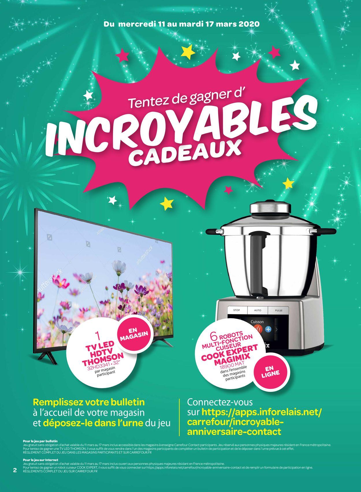 Carrefour Catalogue - 11.03-17.03.2020 (Page 2)