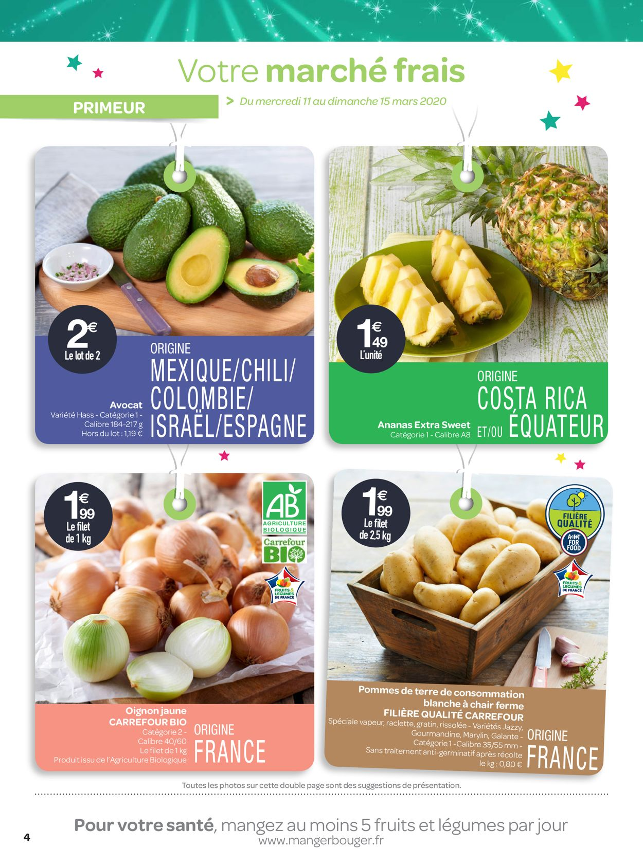 Carrefour Catalogue - 11.03-17.03.2020 (Page 4)