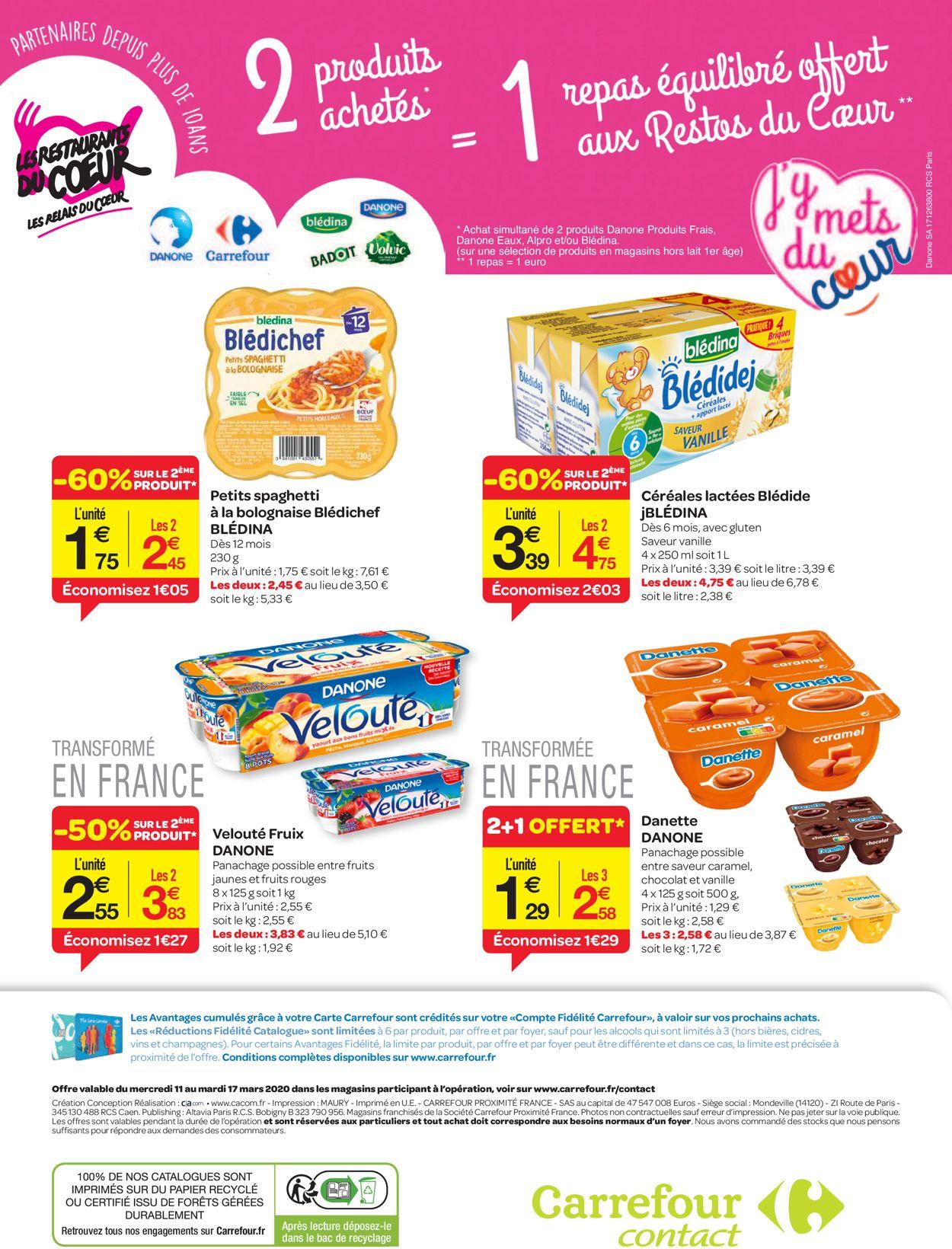 Carrefour Catalogue - 11.03-17.03.2020 (Page 20)