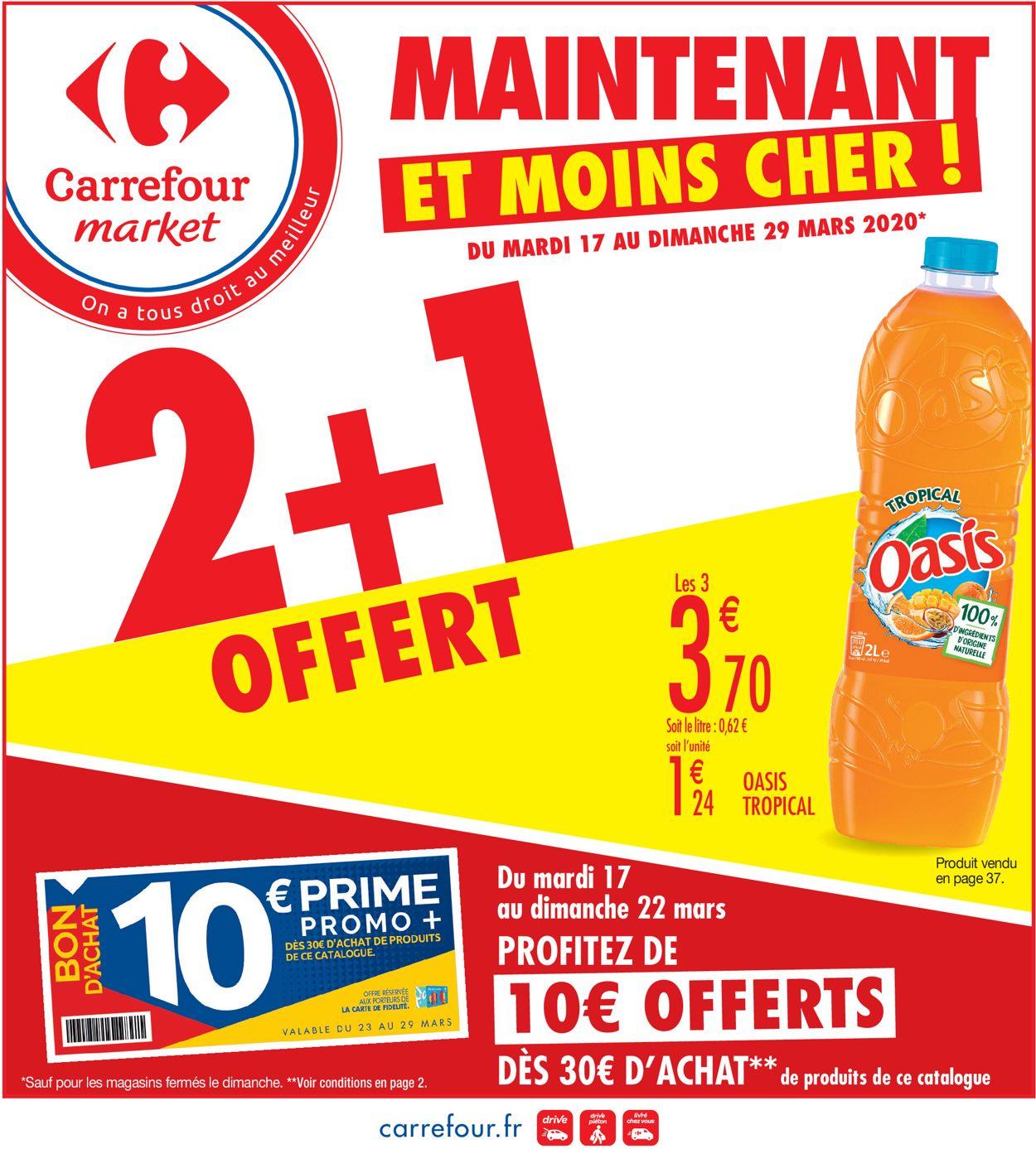 Carrefour Catalogue - 17.03-29.03.2020