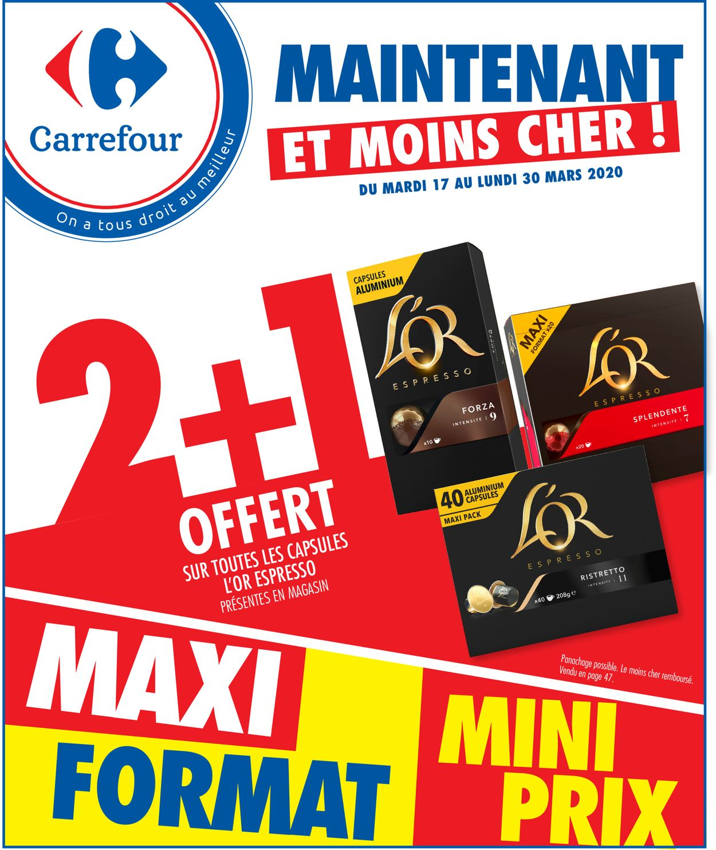 Carrefour Catalogue - 17.03-30.03.2020