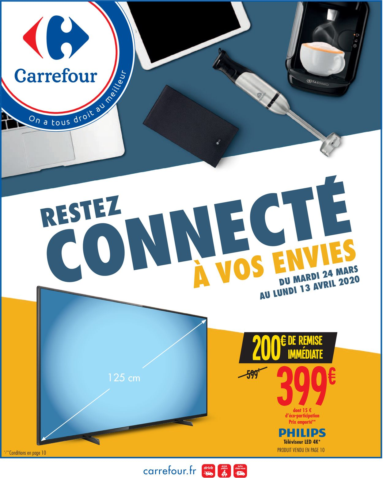 Carrefour Catalogue - 24.03-13.04.2020