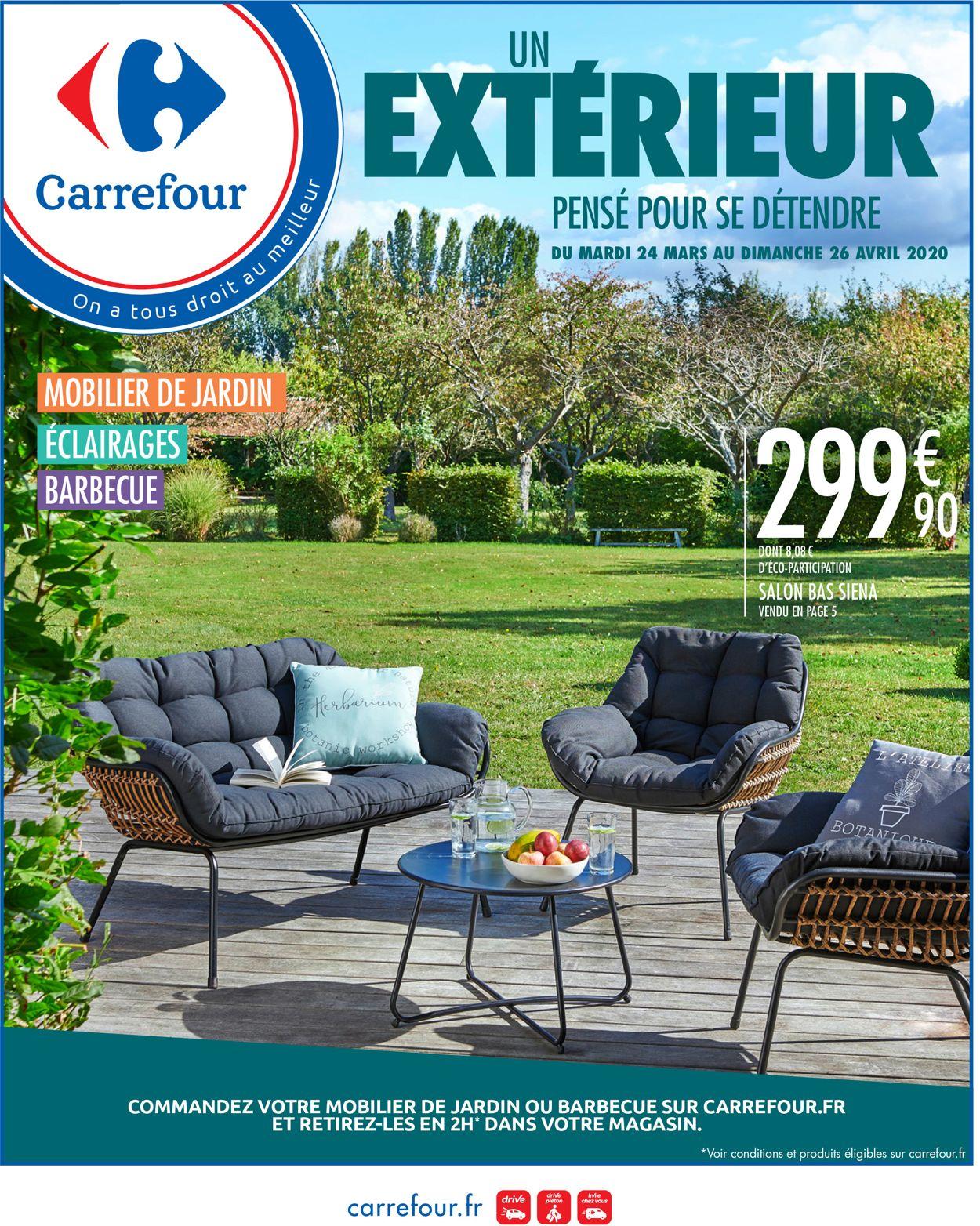 Carrefour Catalogue - 24.03-26.04.2020