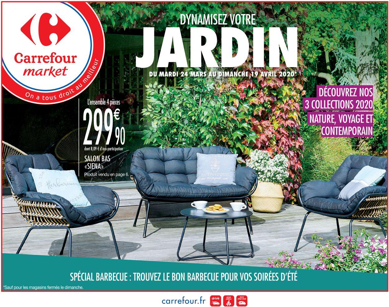 Carrefour Catalogue - 24.03-19.04.2020