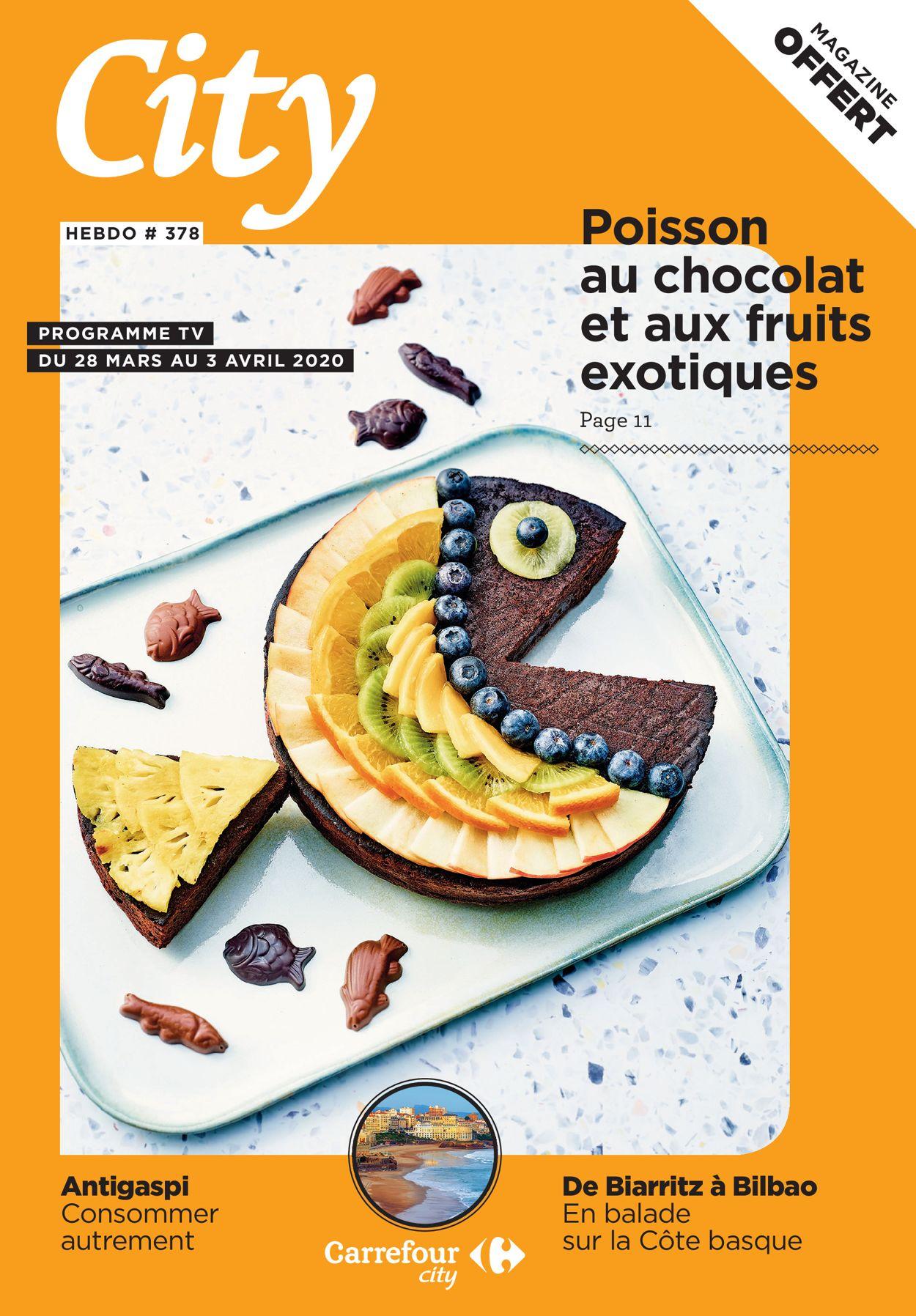 Carrefour Catalogue - 28.03-03.04.2020