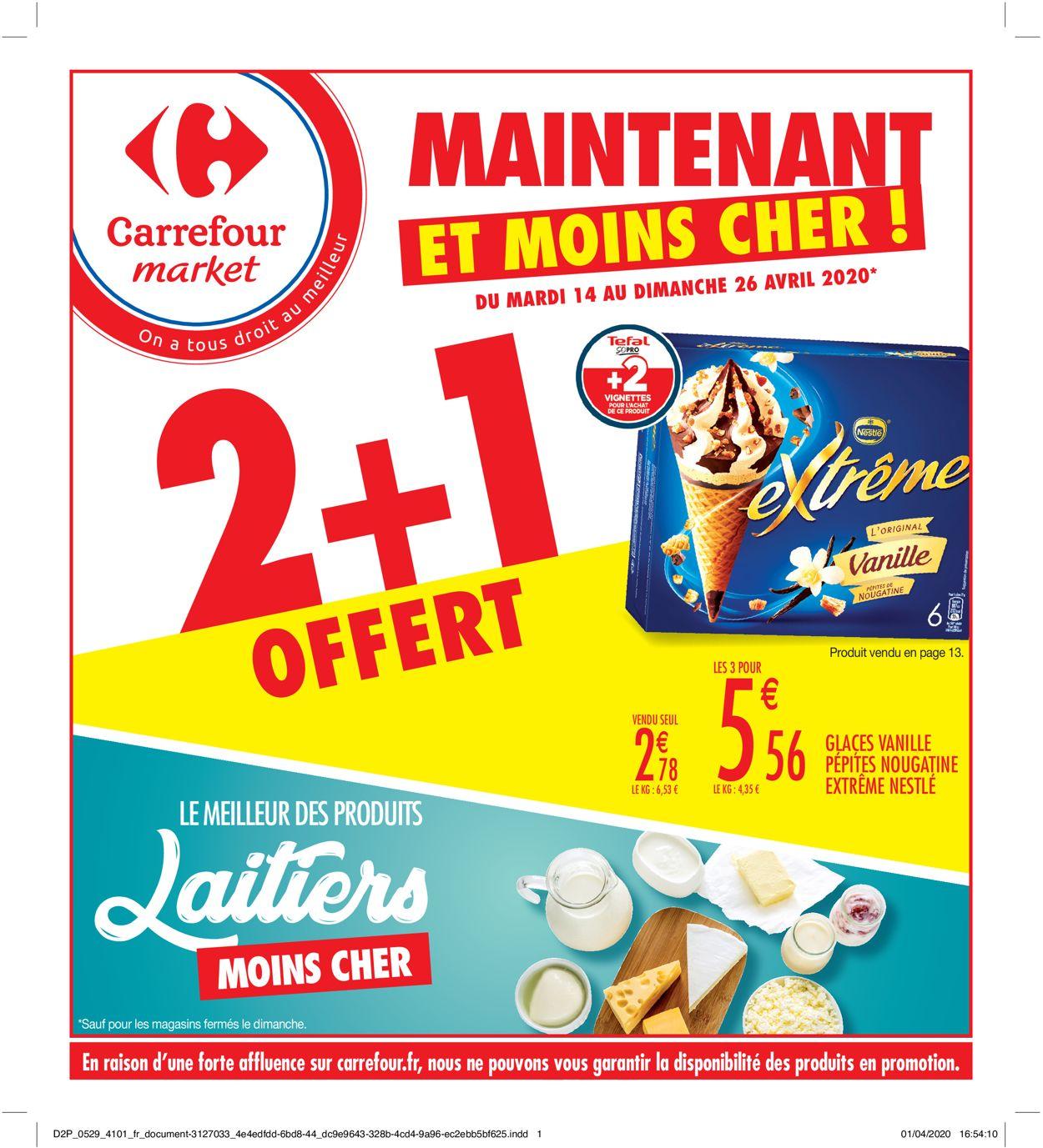 Carrefour Catalogue - 14.04-26.04.2020