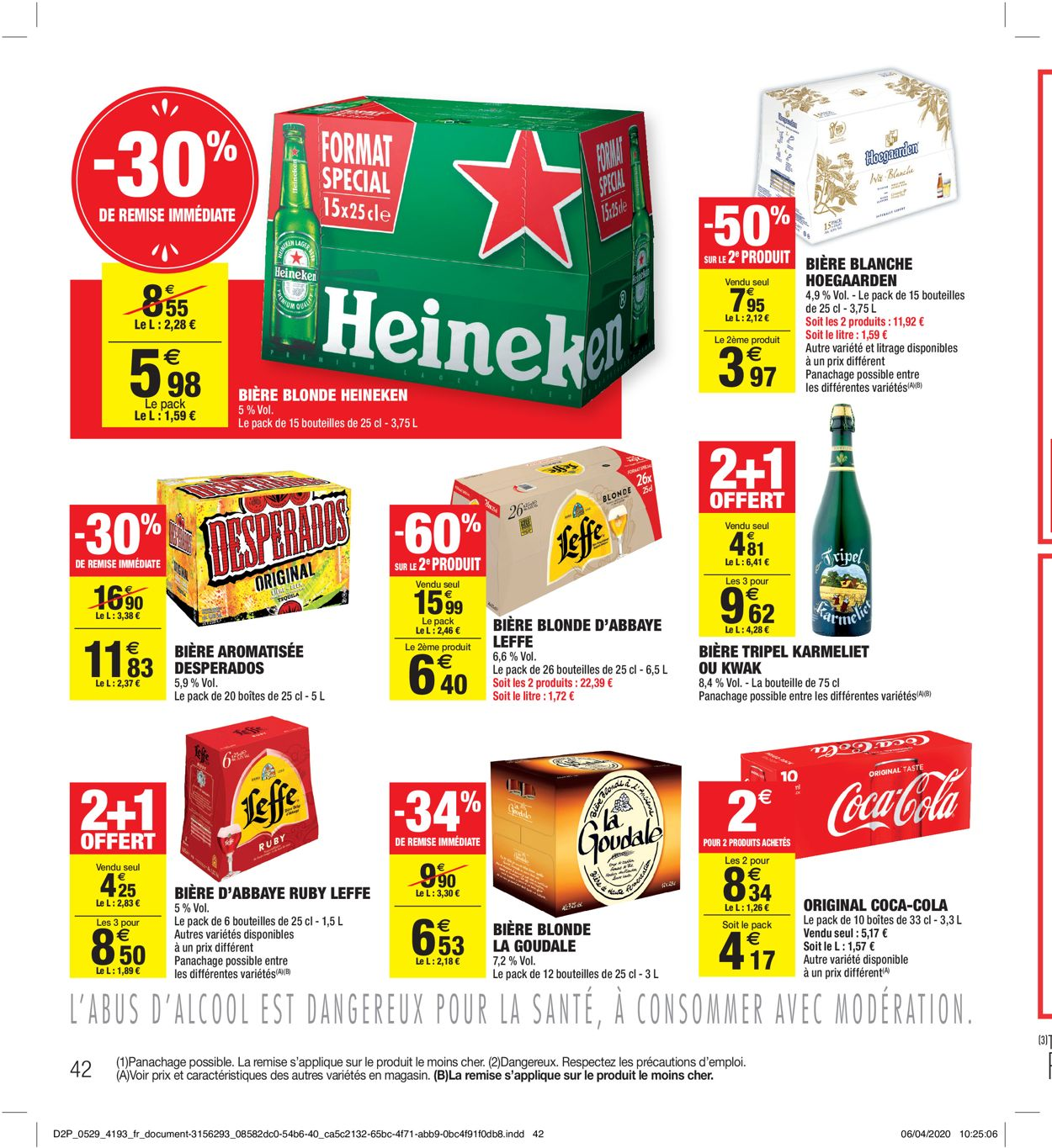 Carrefour Catalogue - 14.04-26.04.2020 (Page 42)
