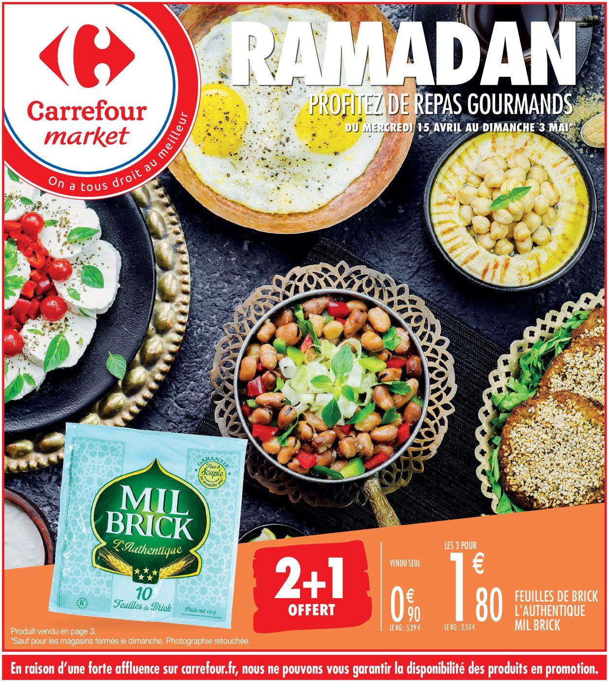 Carrefour Catalogue - 15.04-03.05.2020