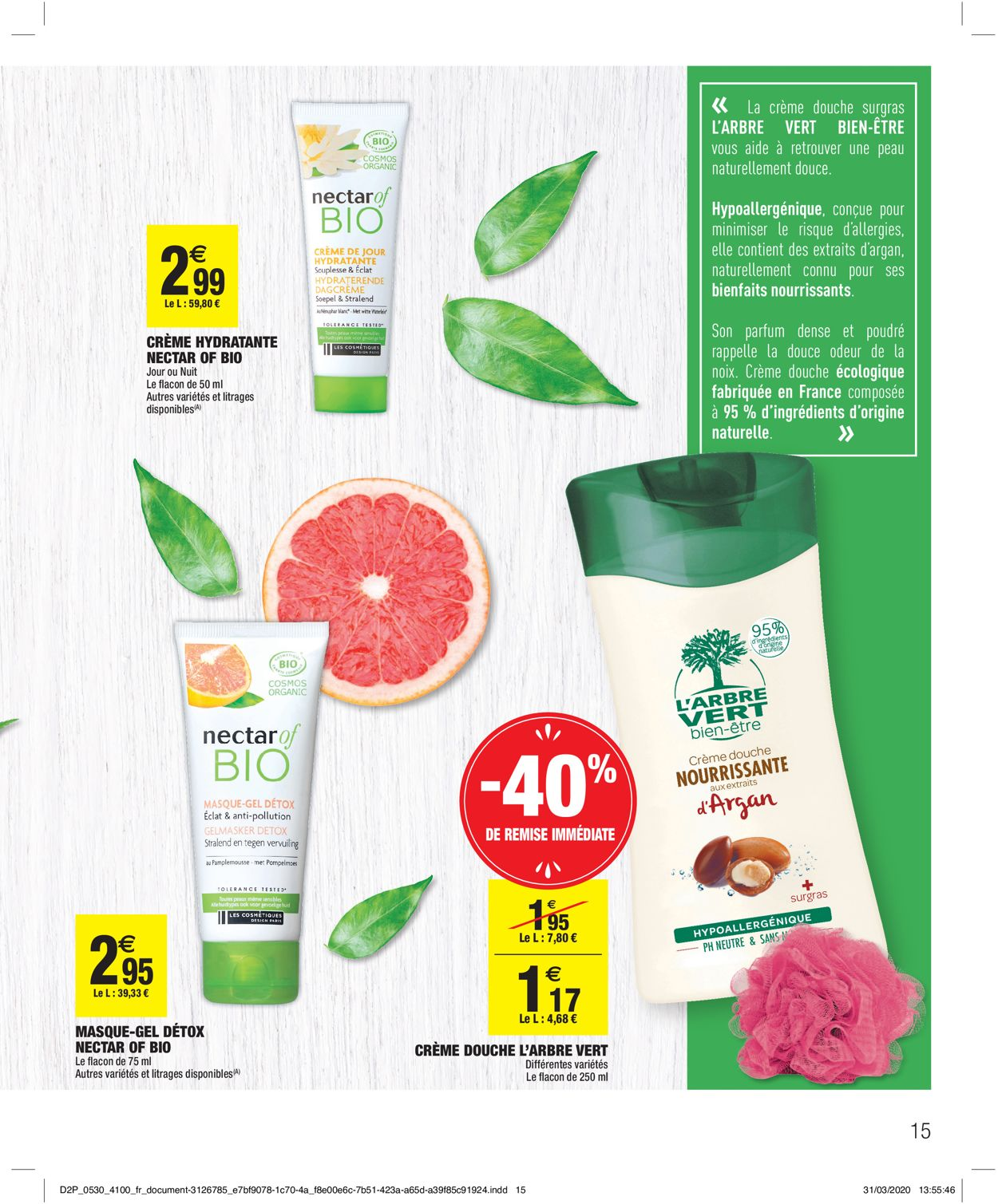 Carrefour Catalogue - 15.04-26.04.2020 (Page 15)