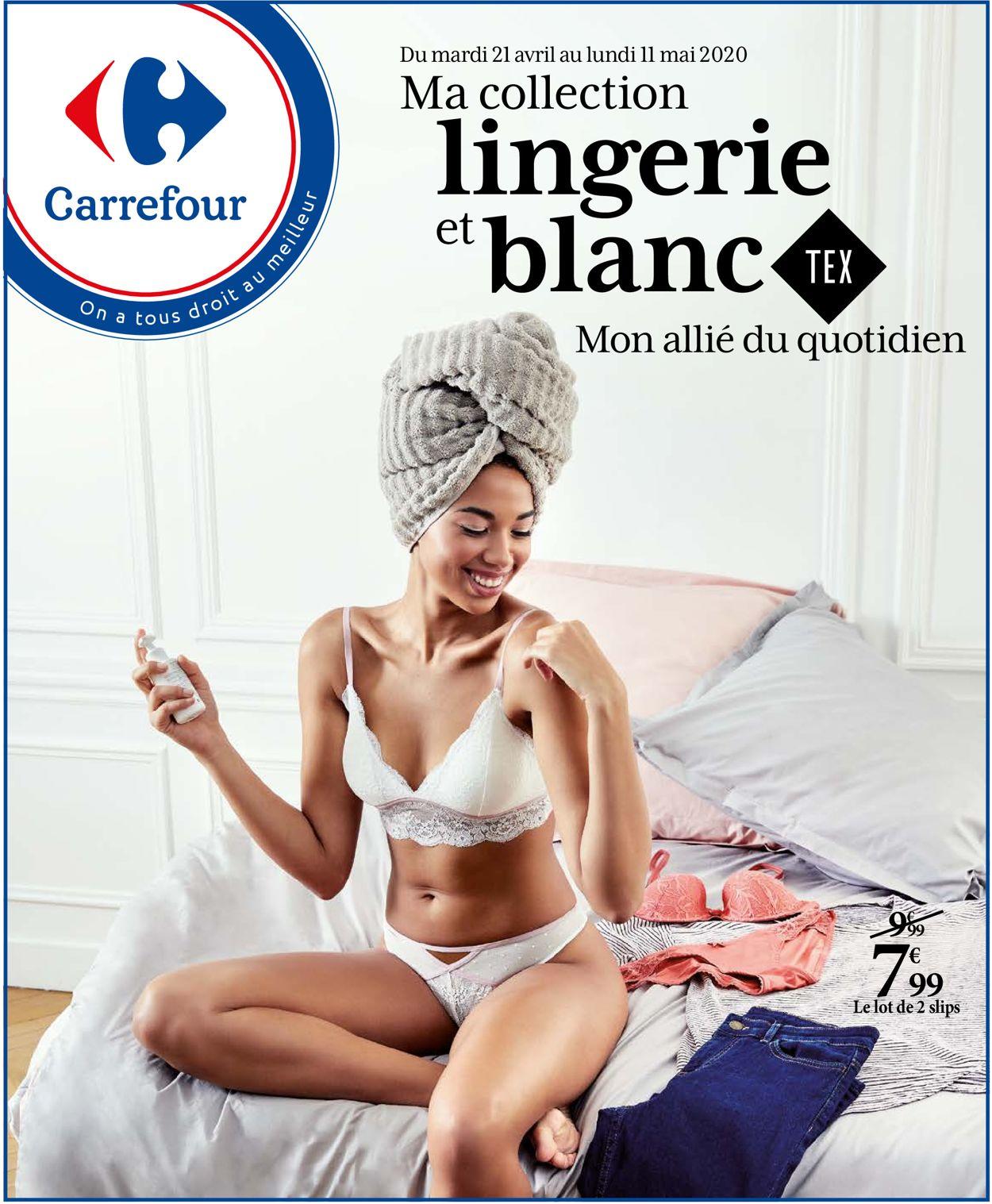 Carrefour Catalogue - 21.04-11.05.2020