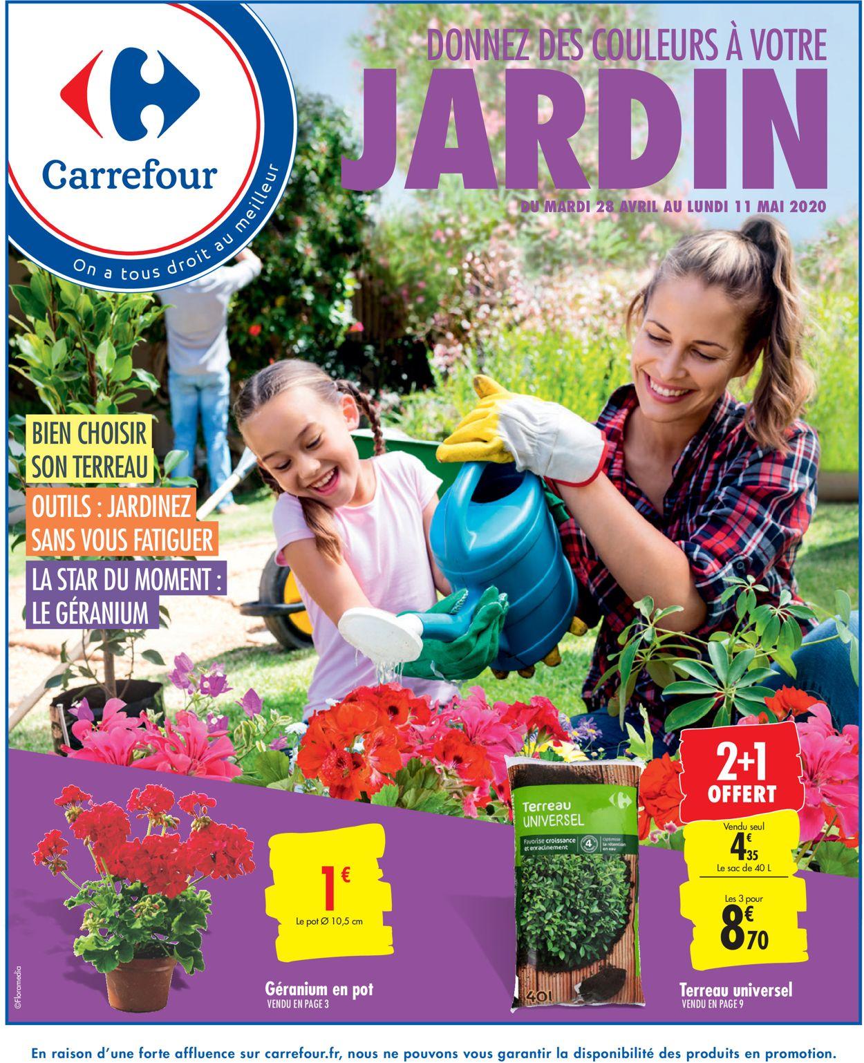 Carrefour Catalogue - 28.04-11.05.2020