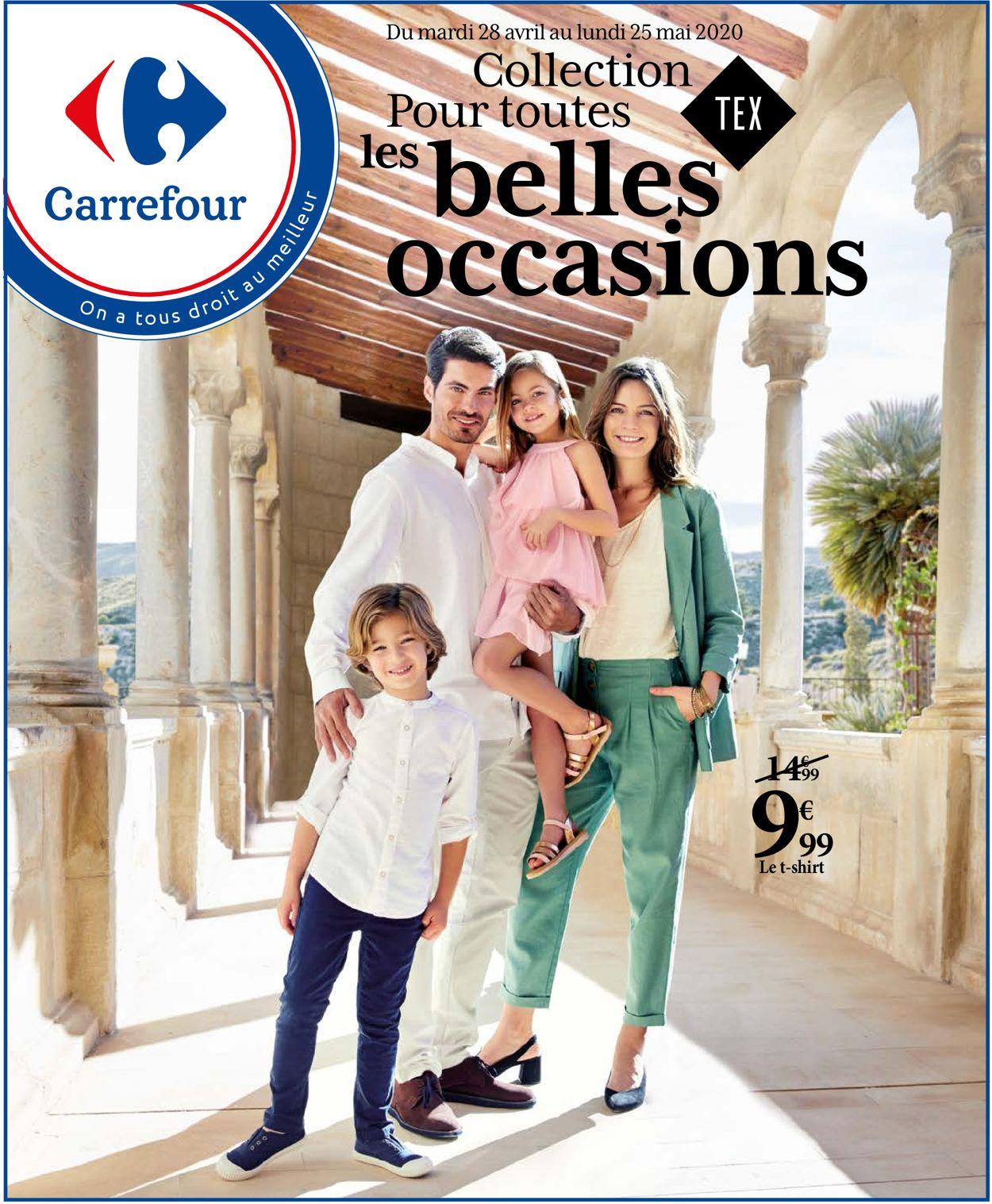 Carrefour Catalogue - 28.04-25.05.2020