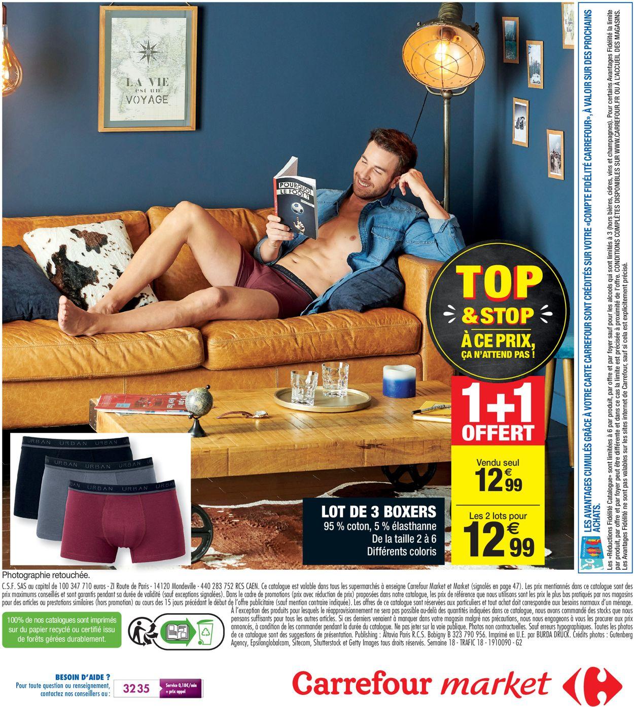 Carrefour Catalogue - 28.04-10.05.2020 (Page 56)