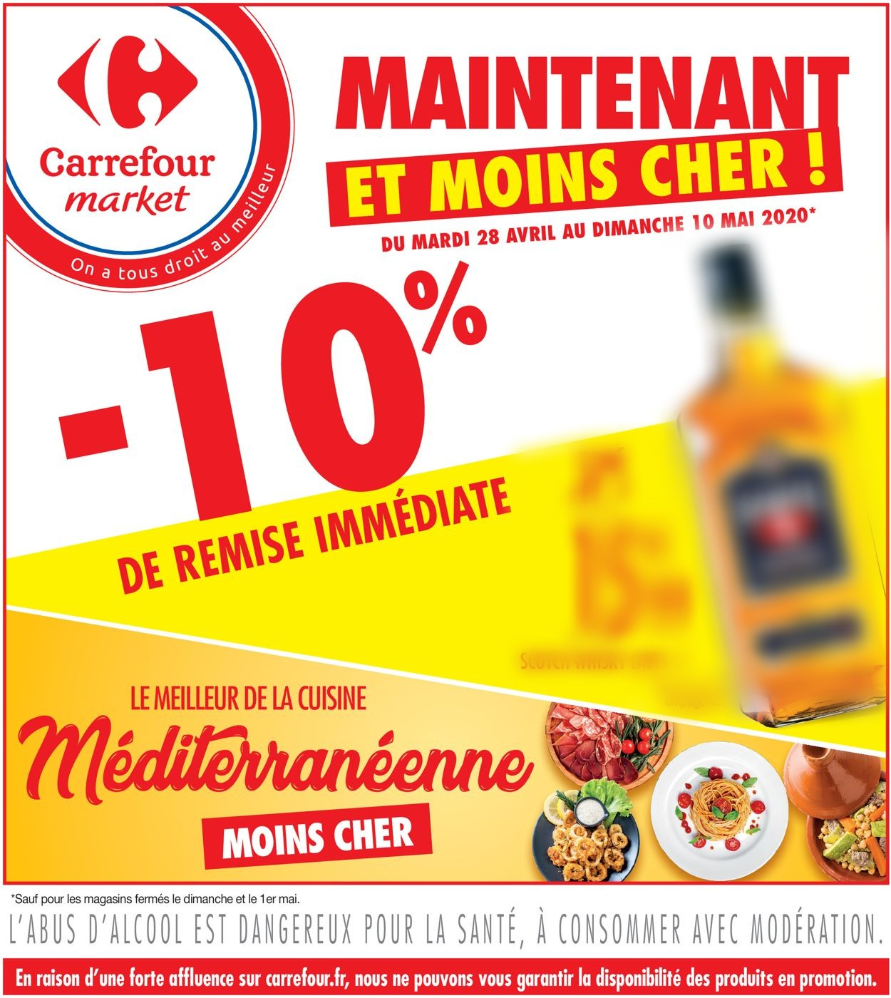 Carrefour Catalogue - 28.04-10.05.2020