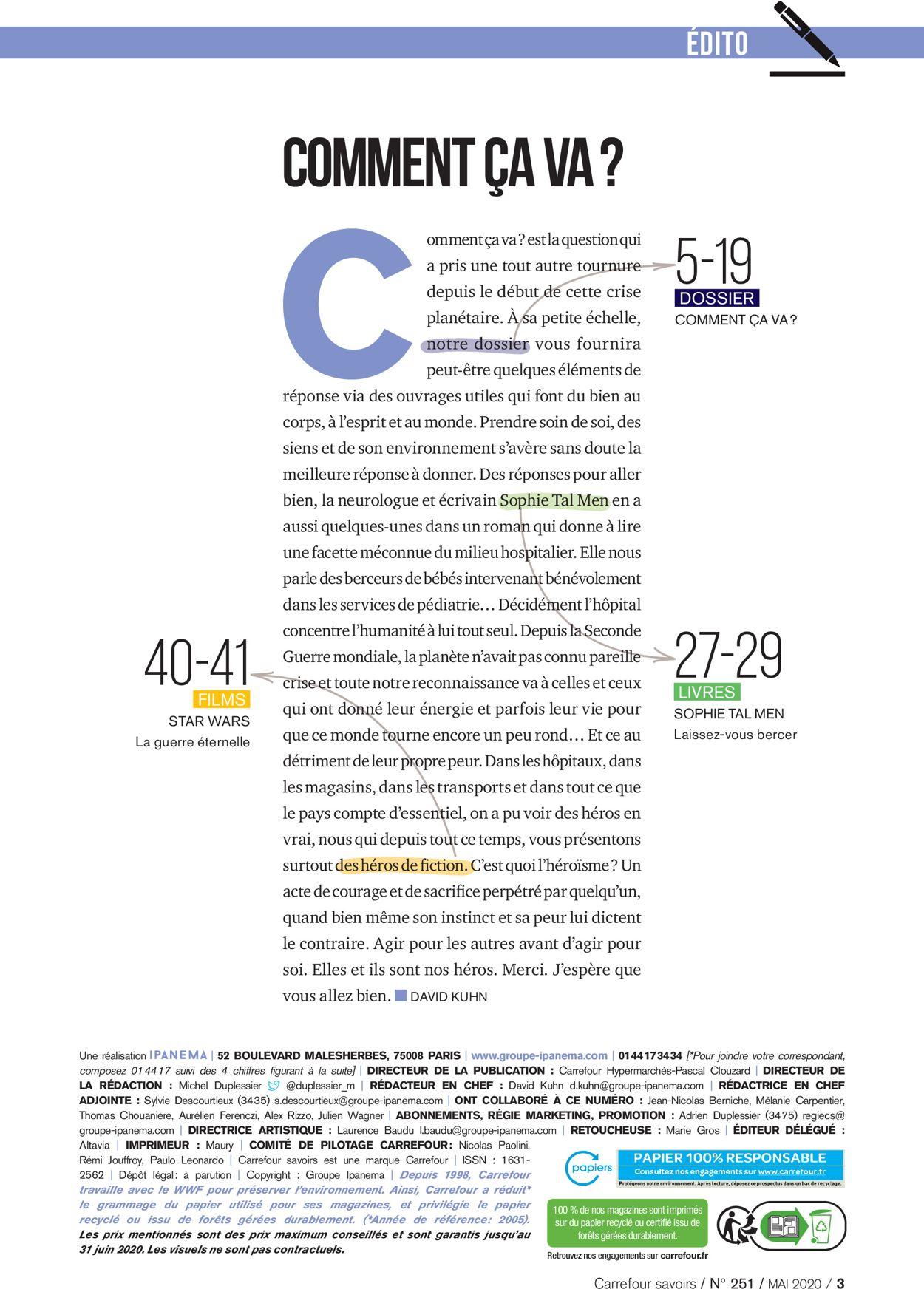 Carrefour Catalogue - 01.05-31.05.2020 (Page 3)