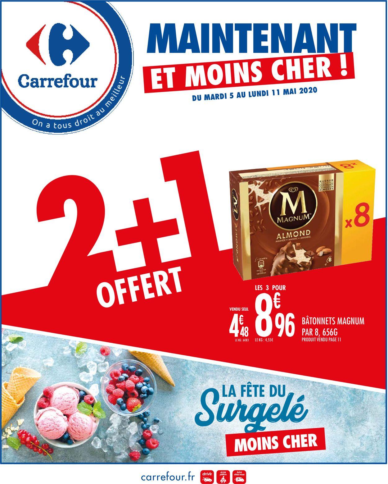 Carrefour Catalogue - 05.05-11.05.2020