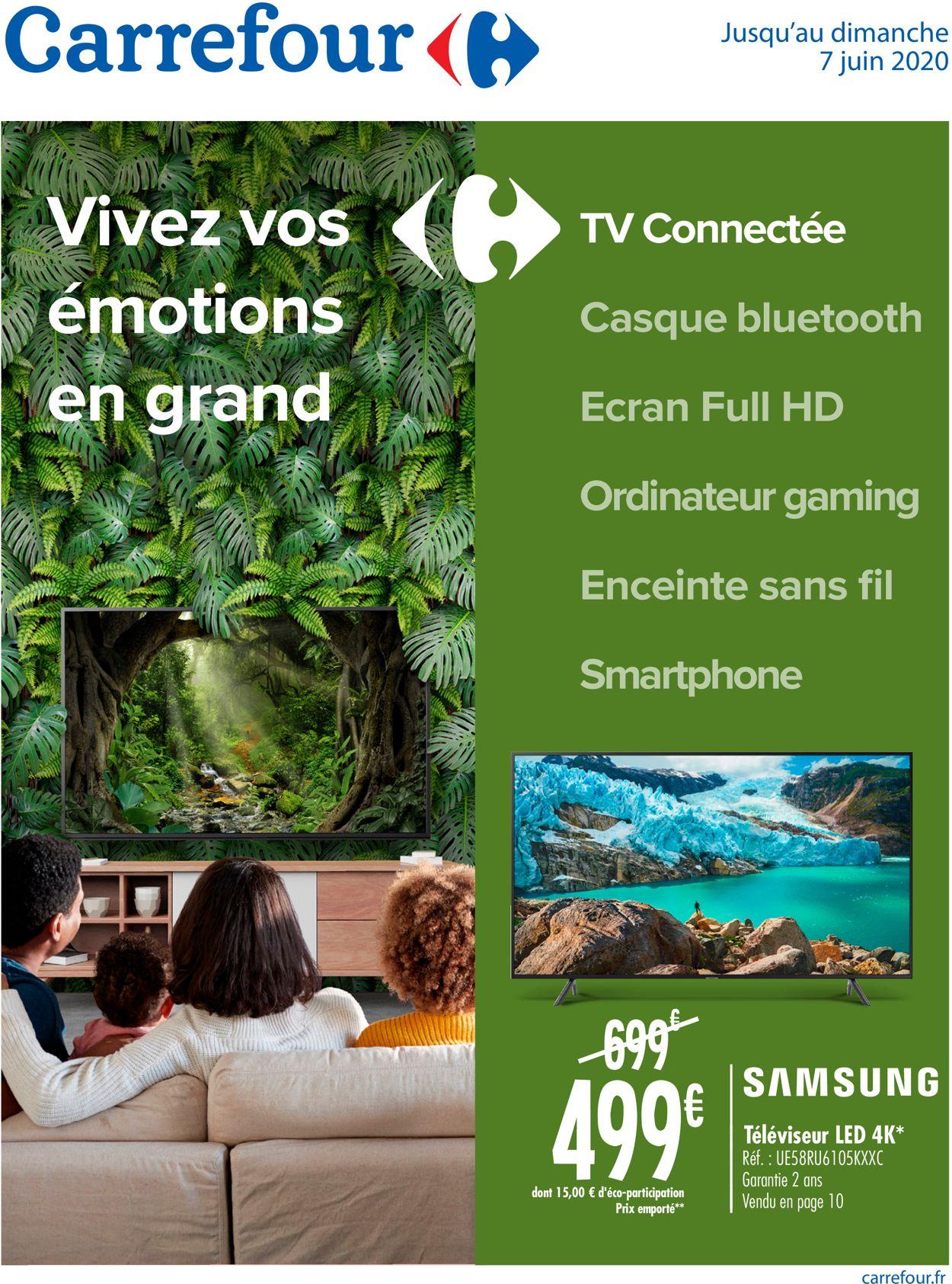 Carrefour Catalogue - 05.05-07.06.2020