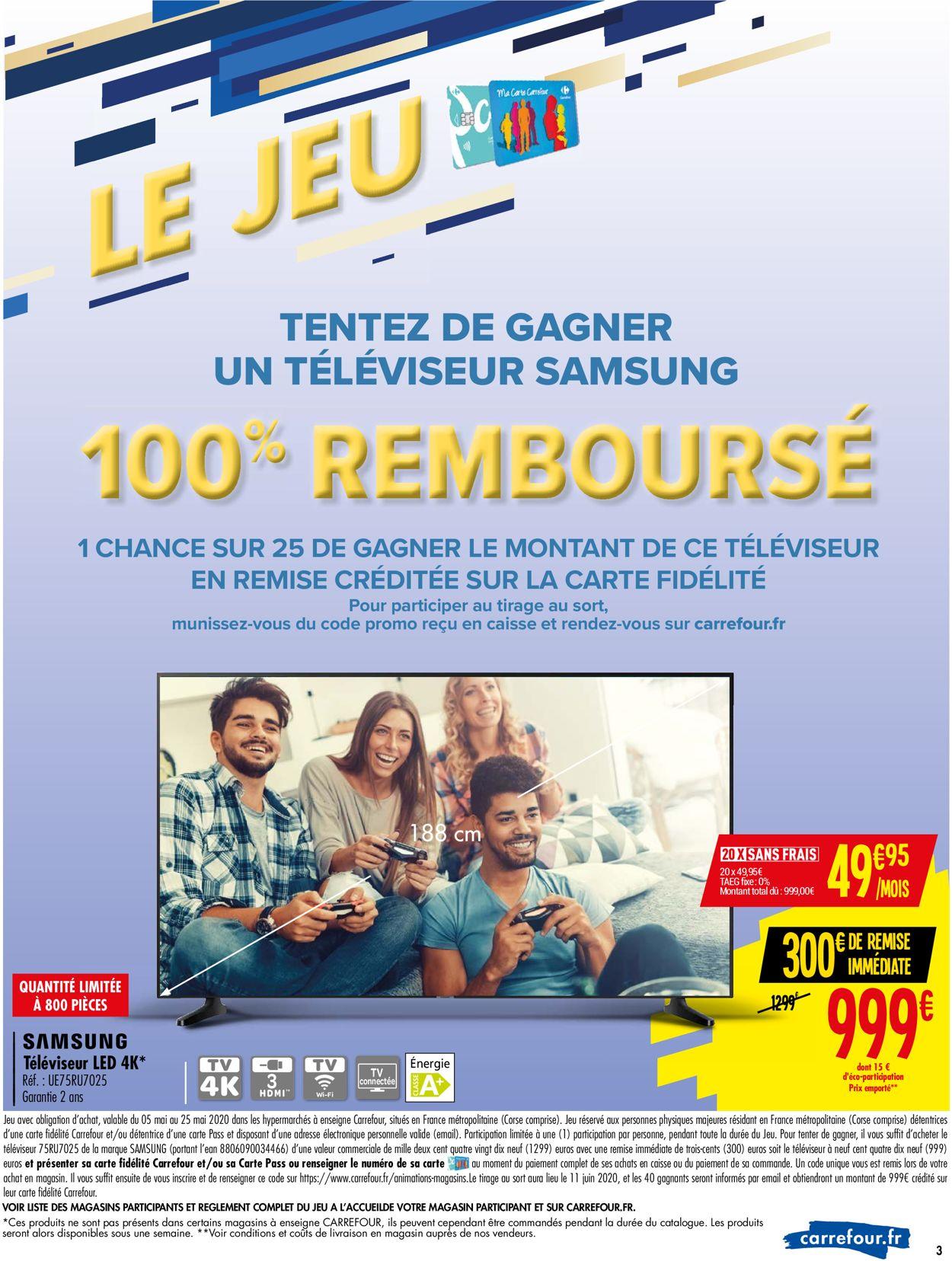 Carrefour Catalogue - 05.05-07.06.2020 (Page 3)