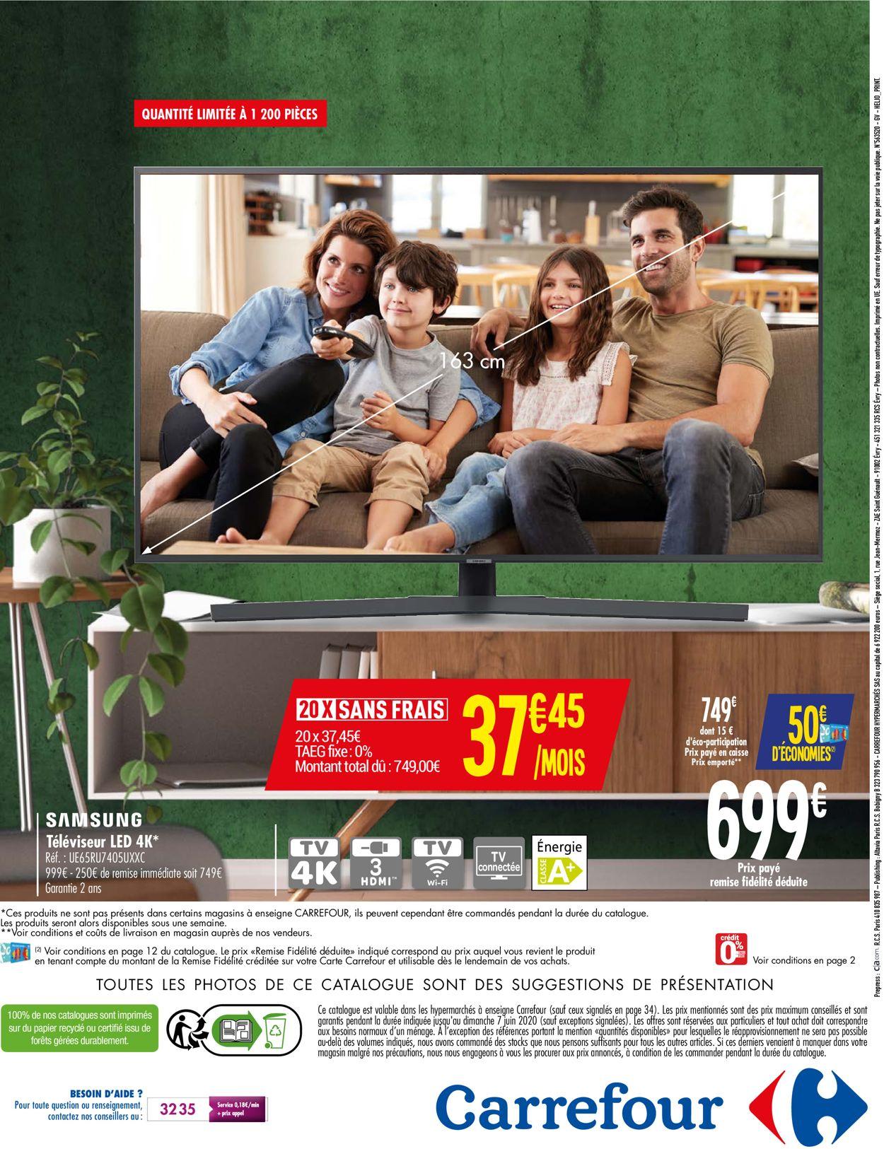 Carrefour Catalogue - 05.05-07.06.2020 (Page 36)
