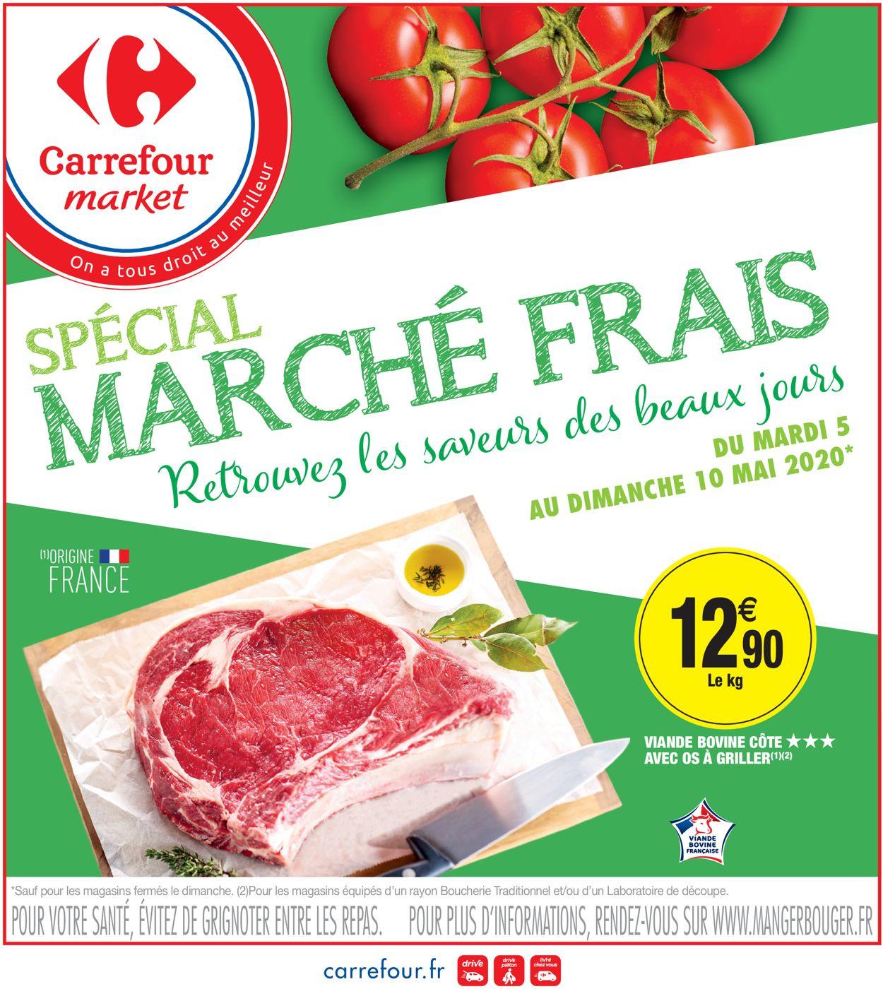 Carrefour Catalogue - 05.05-10.05.2020