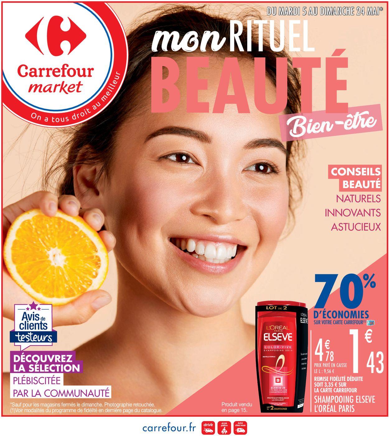Carrefour Catalogue - 05.05-24.05.2020