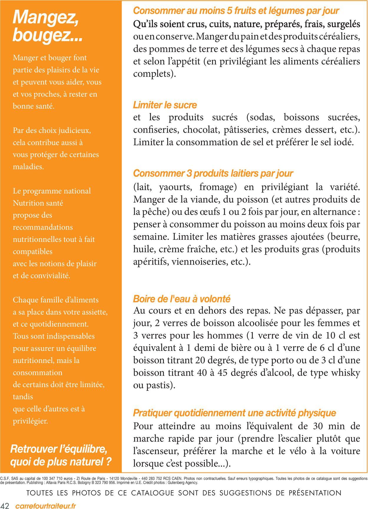 Carrefour Catalogue - 04.05-30.09.2020 (Page 42)
