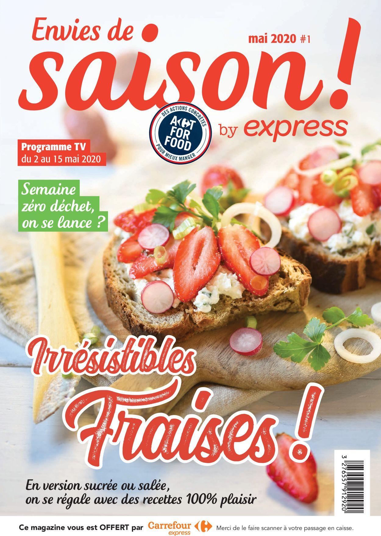 Carrefour Catalogue - 02.05-15.05.2020