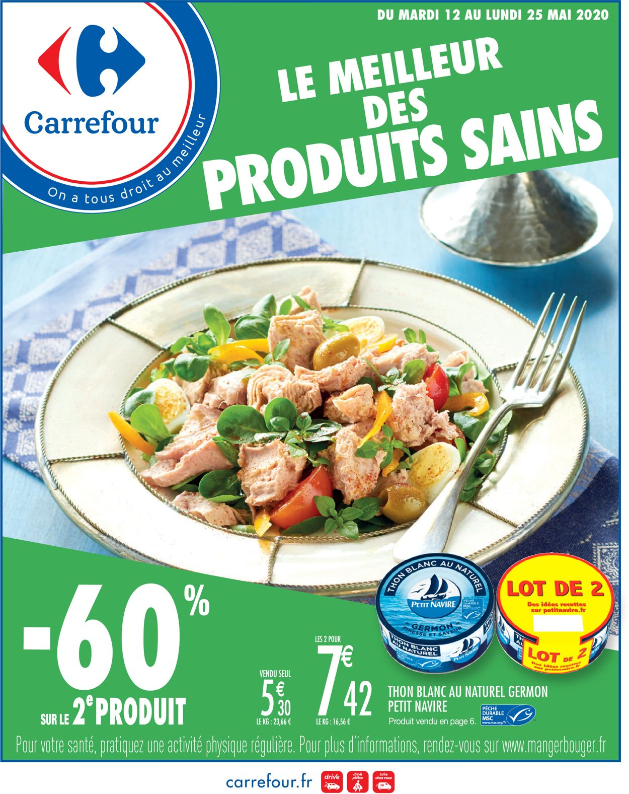 Carrefour Catalogue - 12.05-25.05.2020
