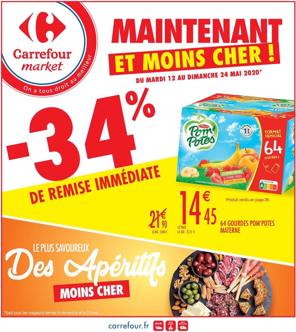 Carrefour Catalogue - 12.05-24.05.2020