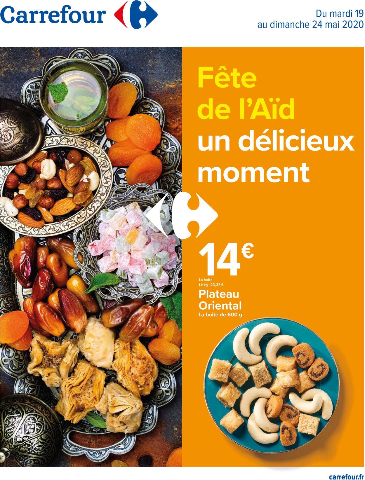 Carrefour Catalogue - 19.05-24.05.2020