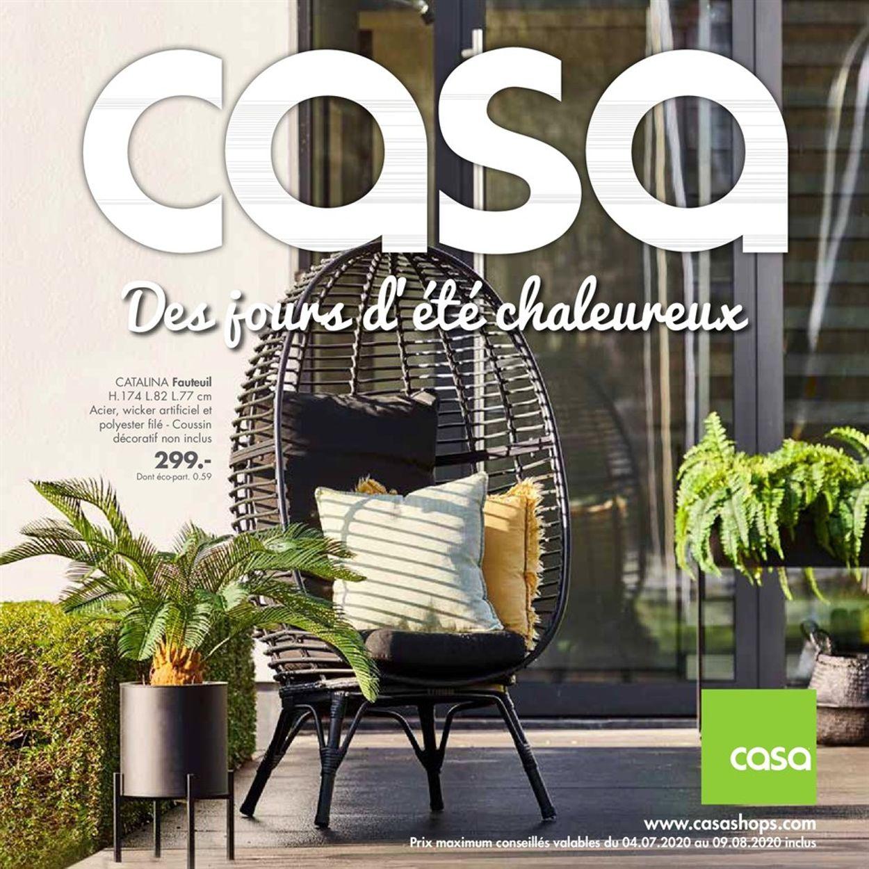 Casa Catalogue - 04.07-09.08.2020