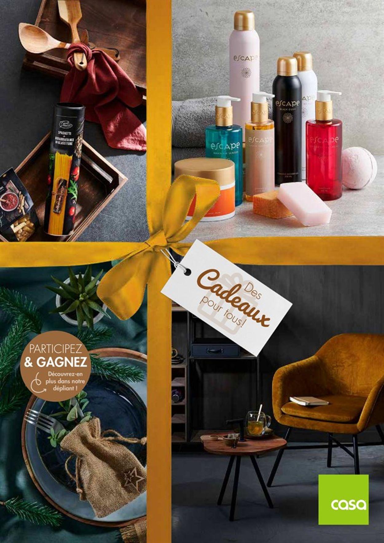 Casa Catalogue - 23.11-31.12.2020