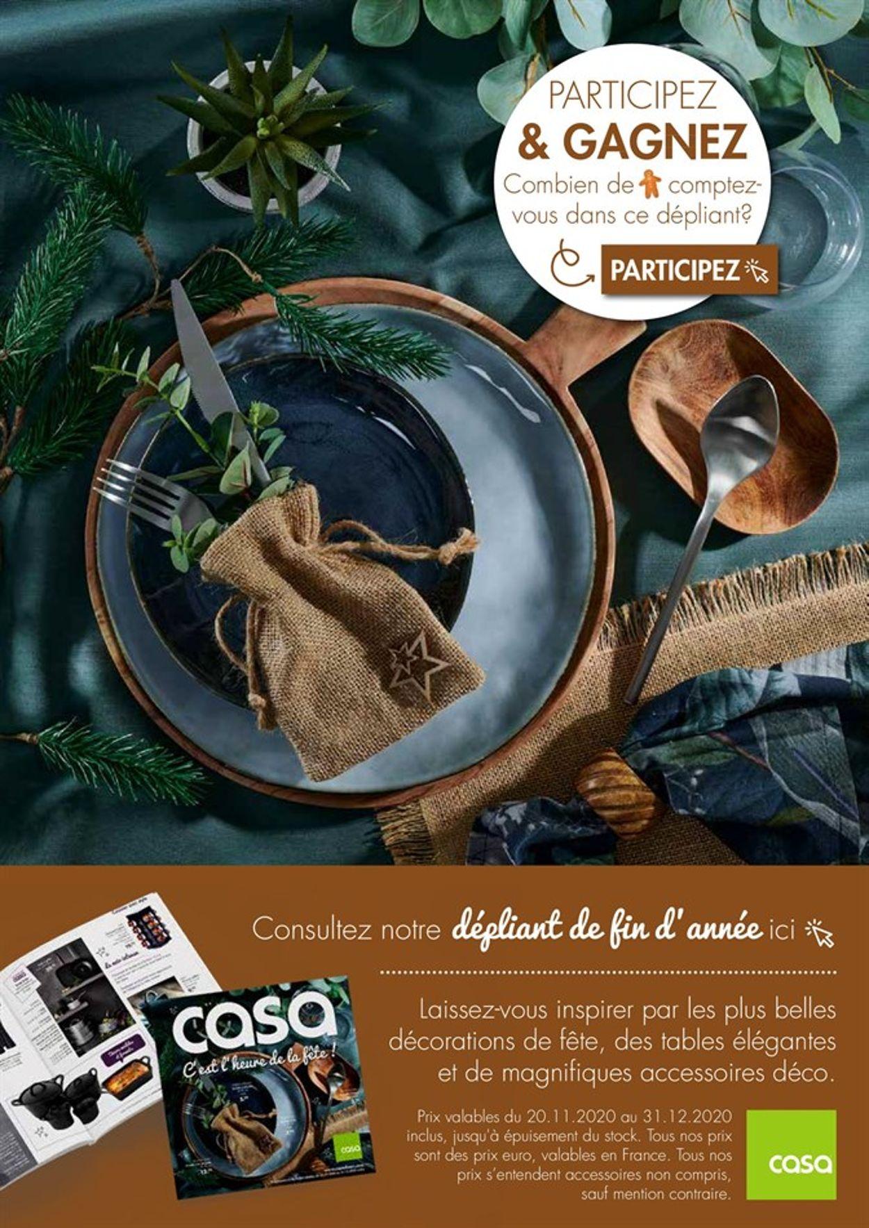 Casa Catalogue - 23.11-31.12.2020 (Page 30)