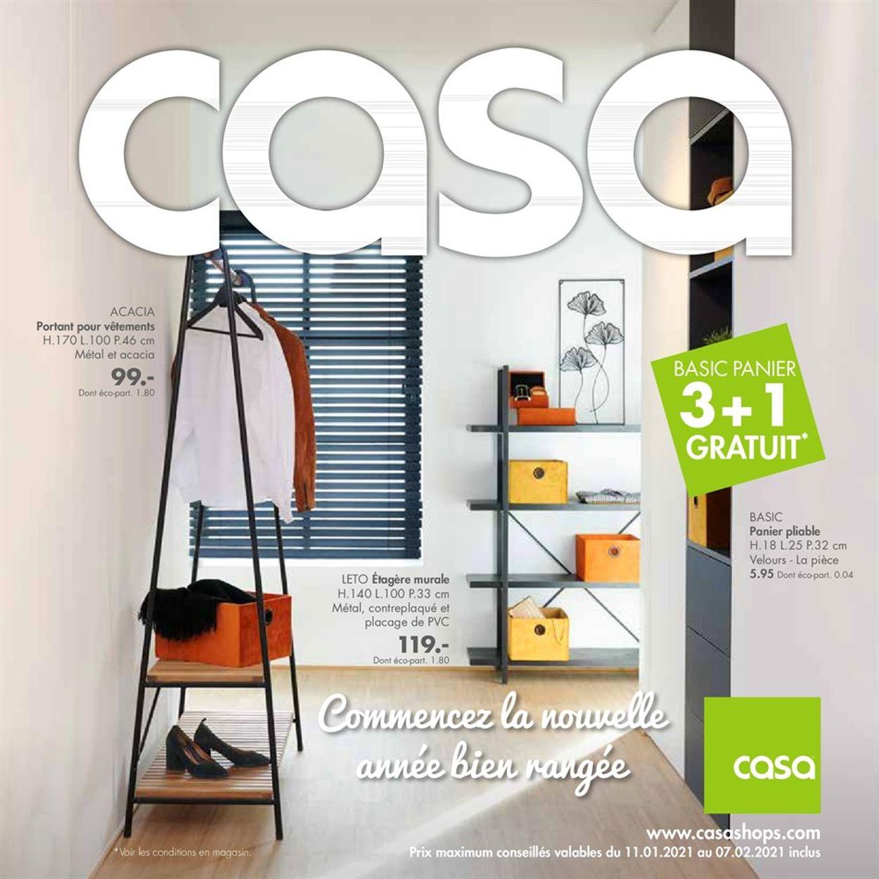 Casa Catalogue - 11.01-07.02.2021