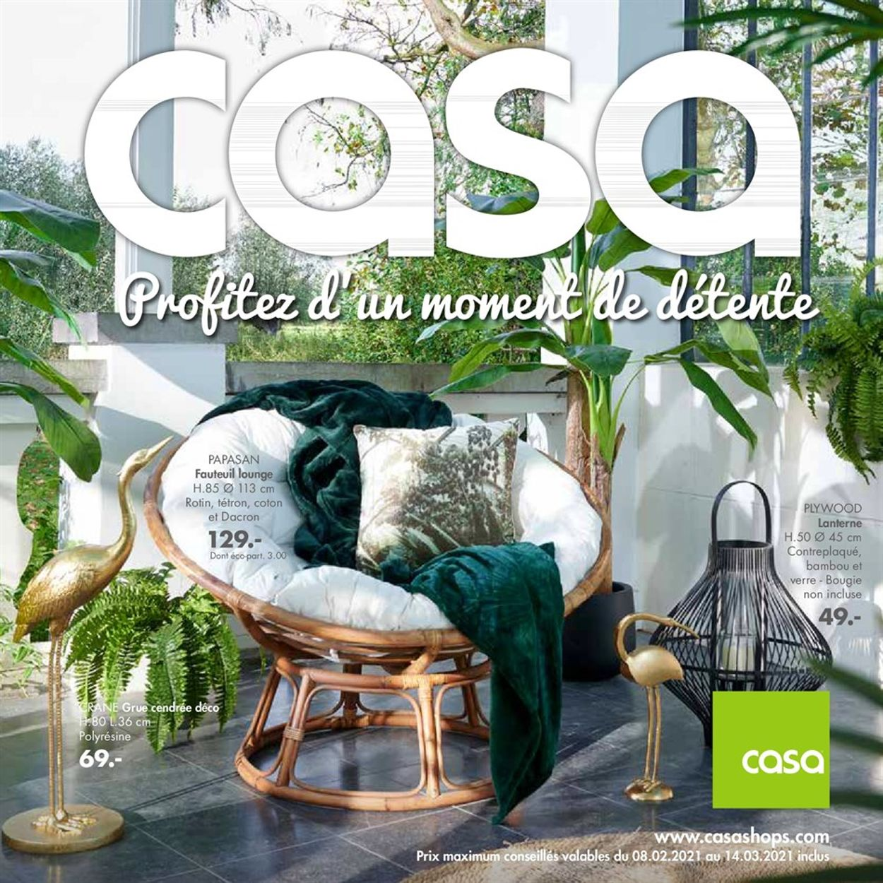 Casa Catalogue - 08.02-14.03.2021