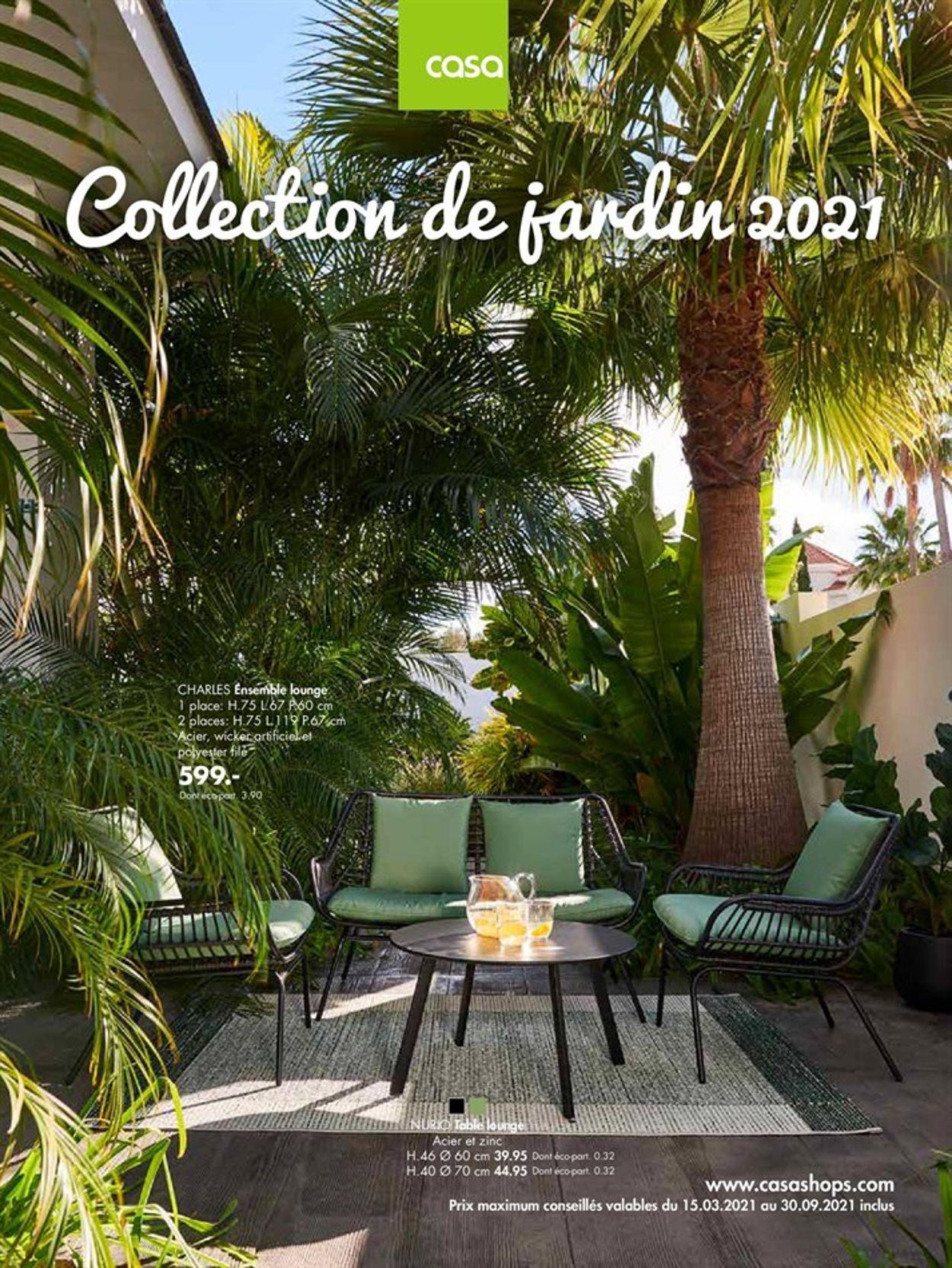 Casa Catalogue - 15.03-30.09.2021