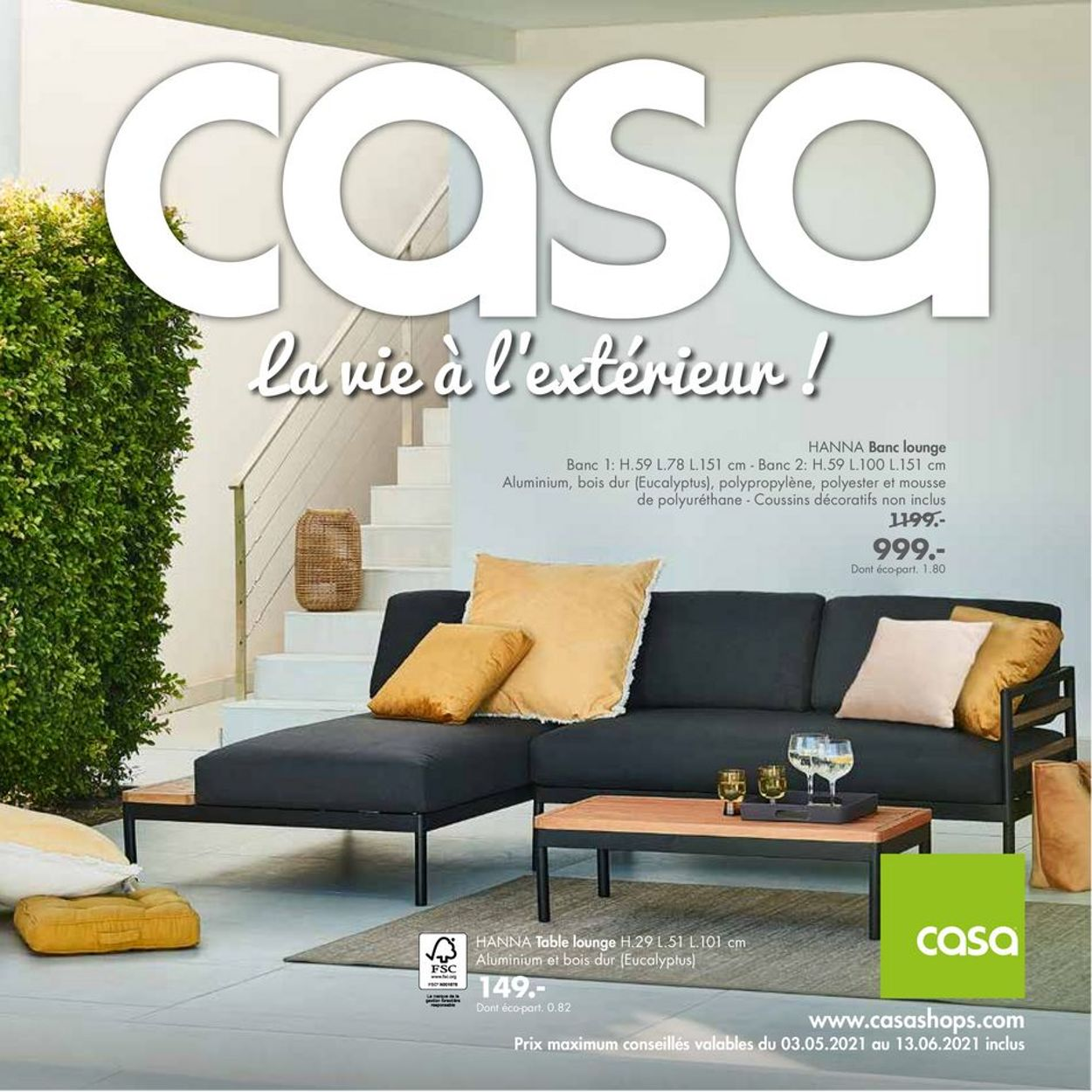 Casa Catalogue - 03.05-13.06.2021