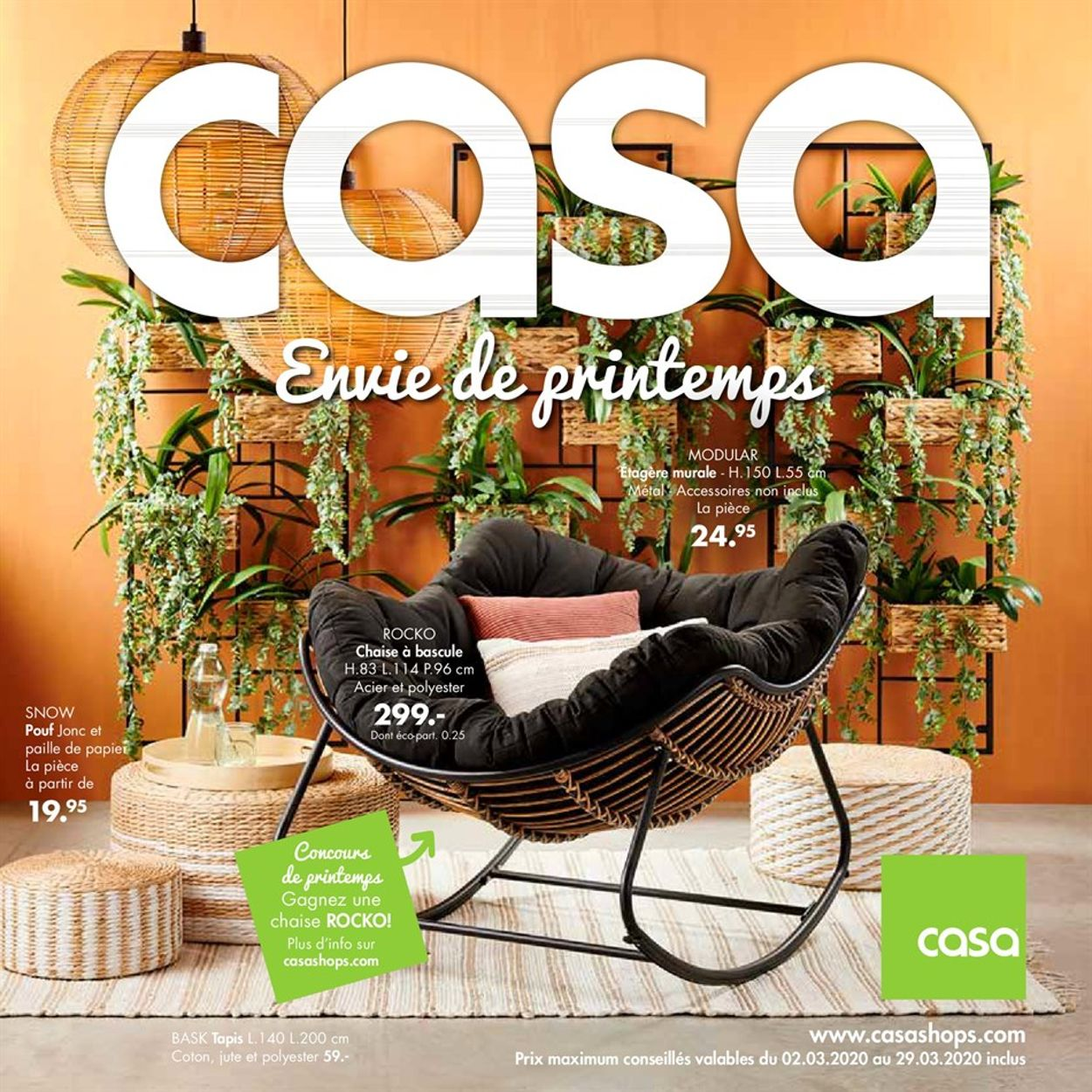 Casa Catalogue - 02.03-29.03.2020