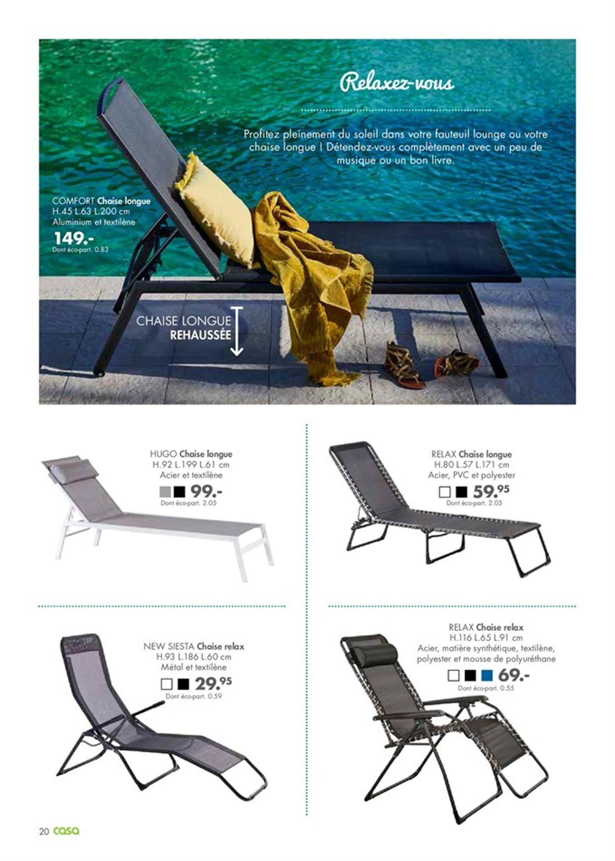 Casa Catalogue - 30.03-30.09.2020 (Page 20)