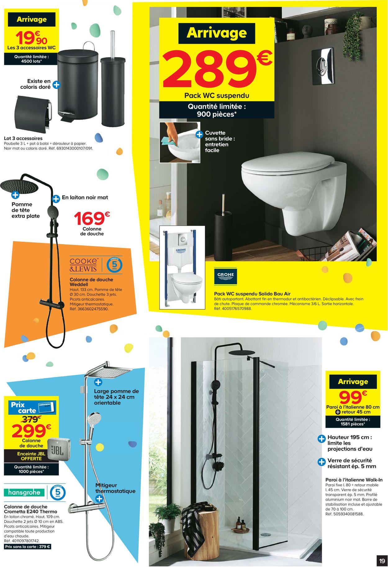 Castorama Catalogue - 07.04-20.04.2021 (Page 19)